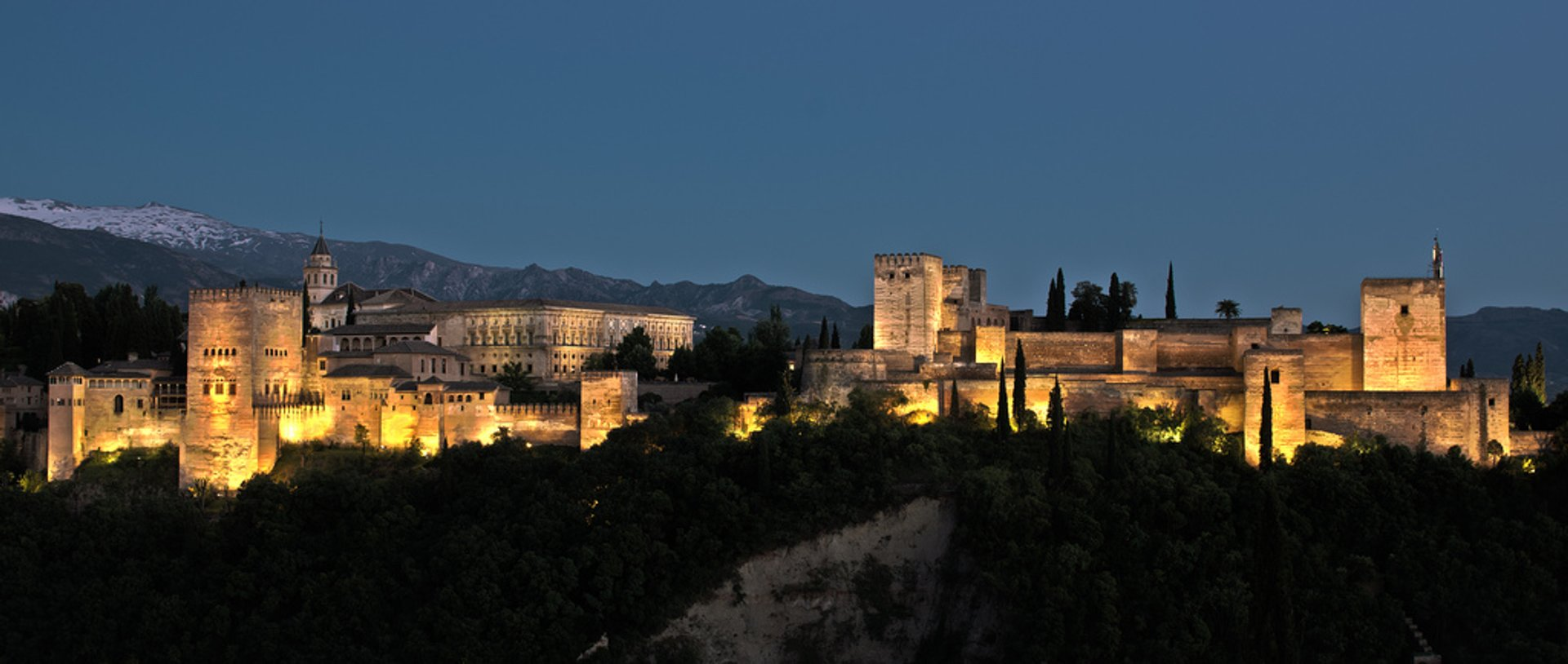 Alhambra in Alhambra and Granada - Best Season 2020