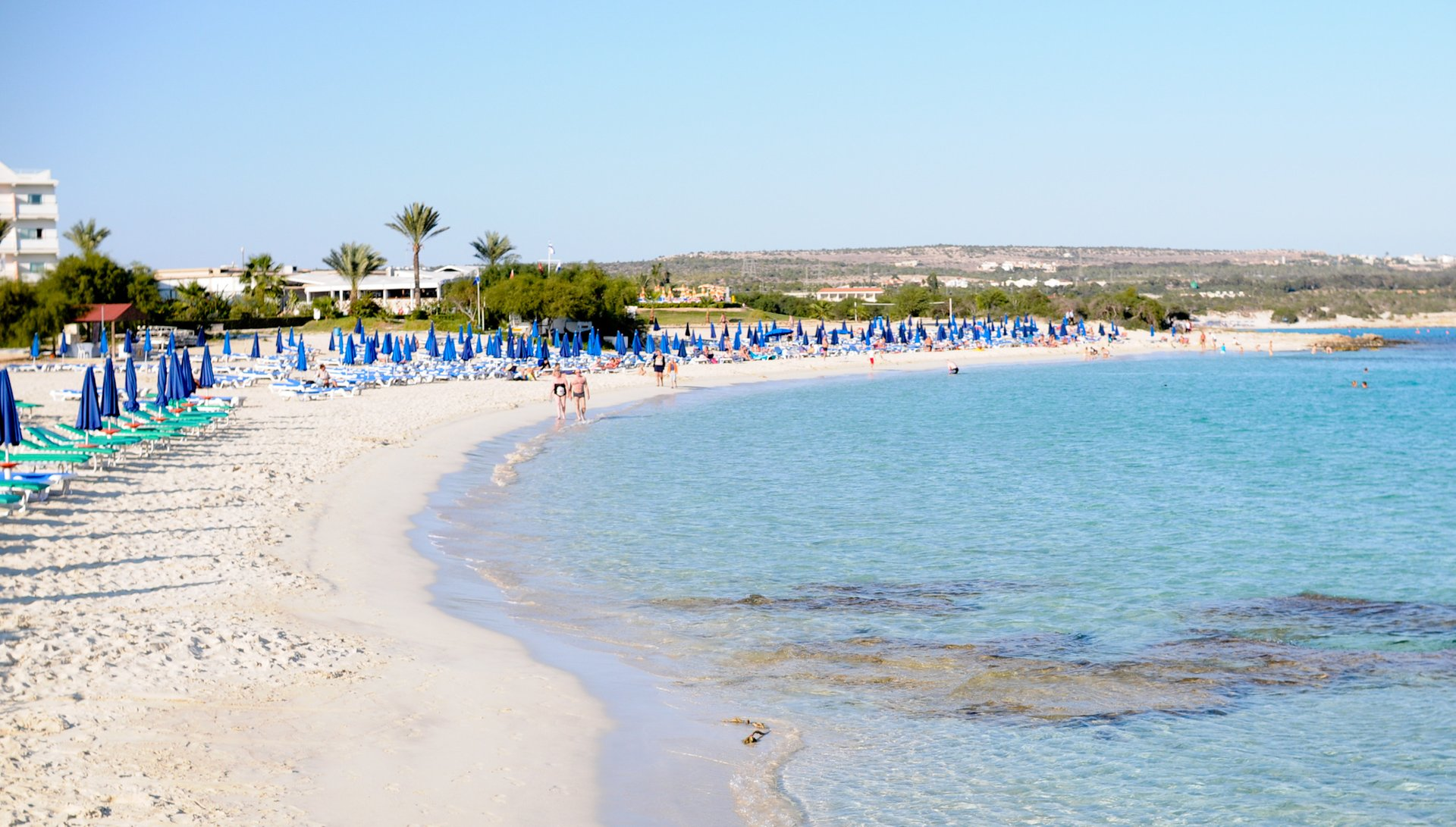 Beach Season in Cyprus - Best Season 2020