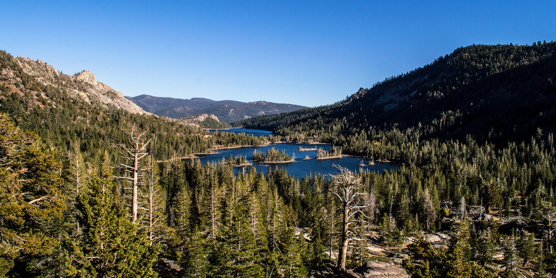 Desolation Wilderness in California 2020 - Best Time