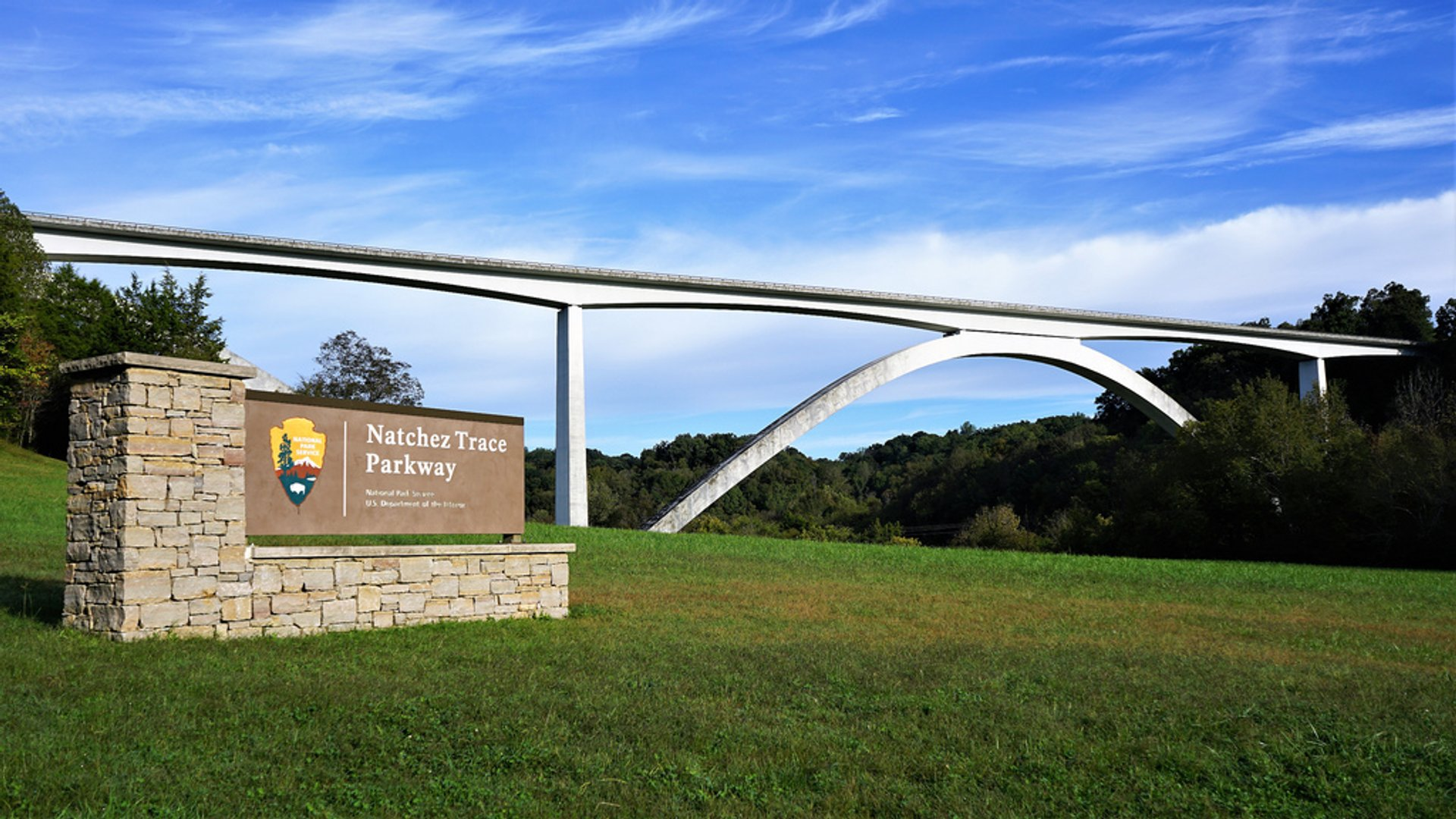 Natchez Trace Parkway in Tennessee 2019 - Best Time