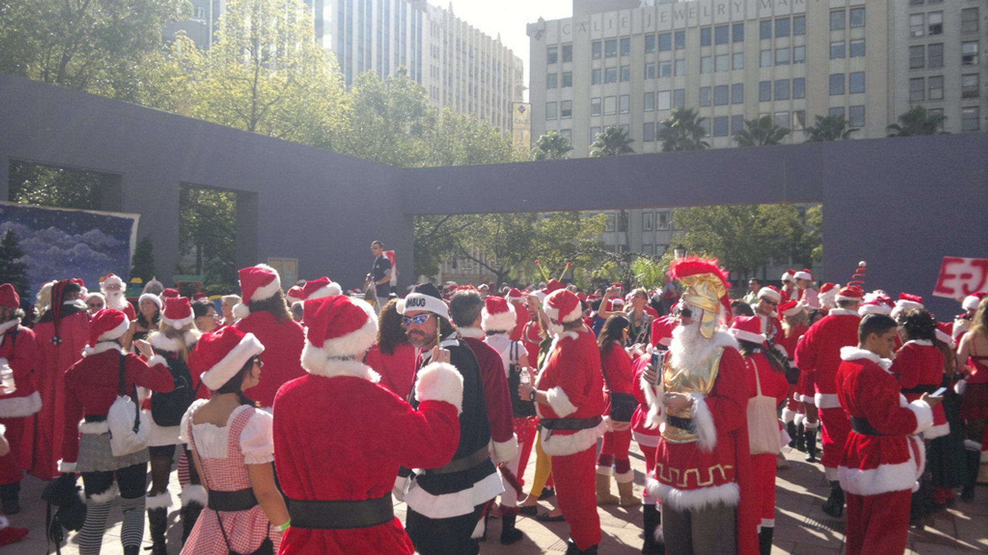 SantaCon  in Los Angeles 2019 - Best Time