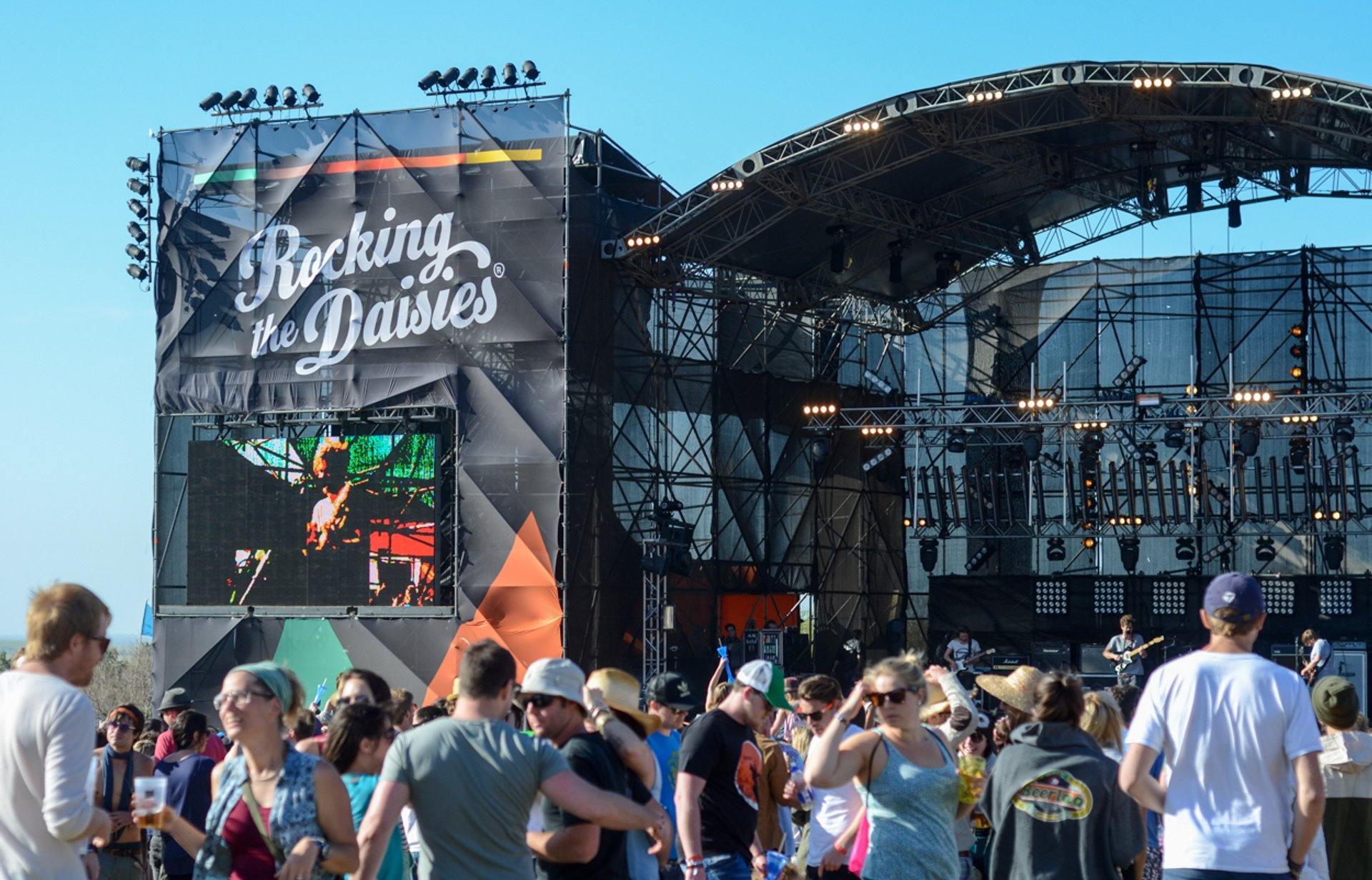 Rocking the Daisies in South Africa 2020 - Best Time