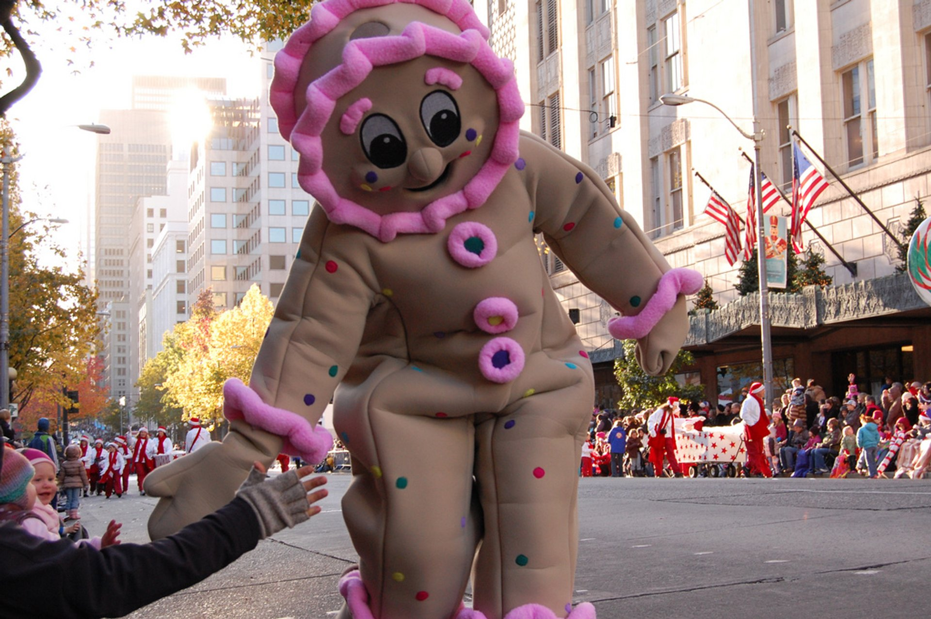 Seattle Macy's Holiday Parade in Seattle - Best Season 2020