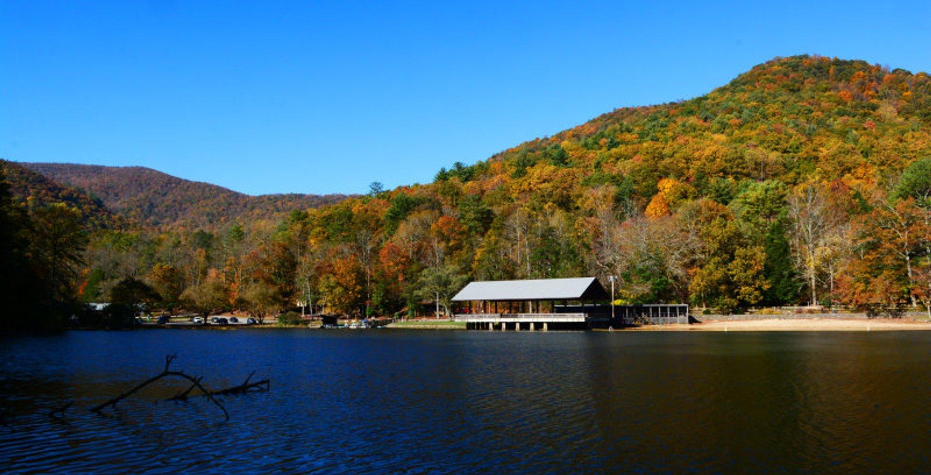 Vogel State Park, Georgia 2020