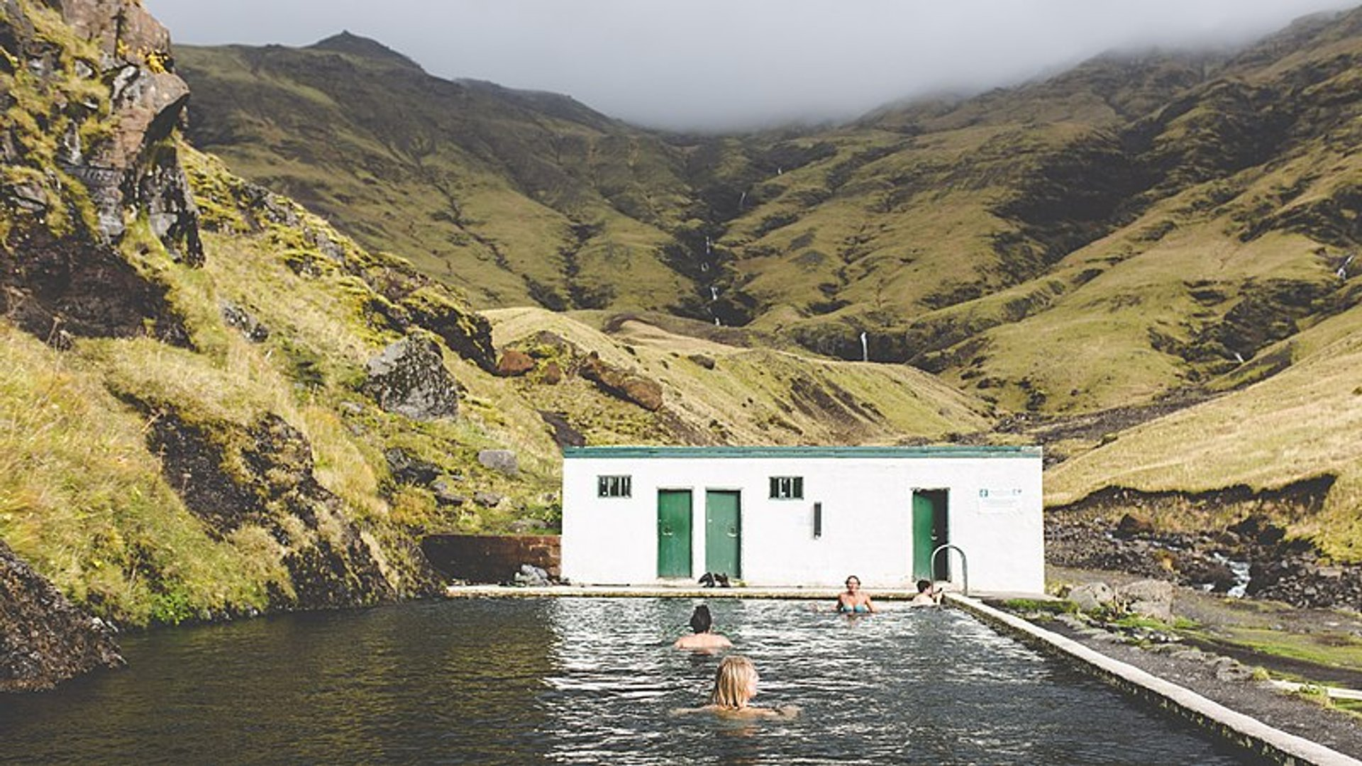 Best time for Seljavallalaug Swimming Pool in Iceland 2020