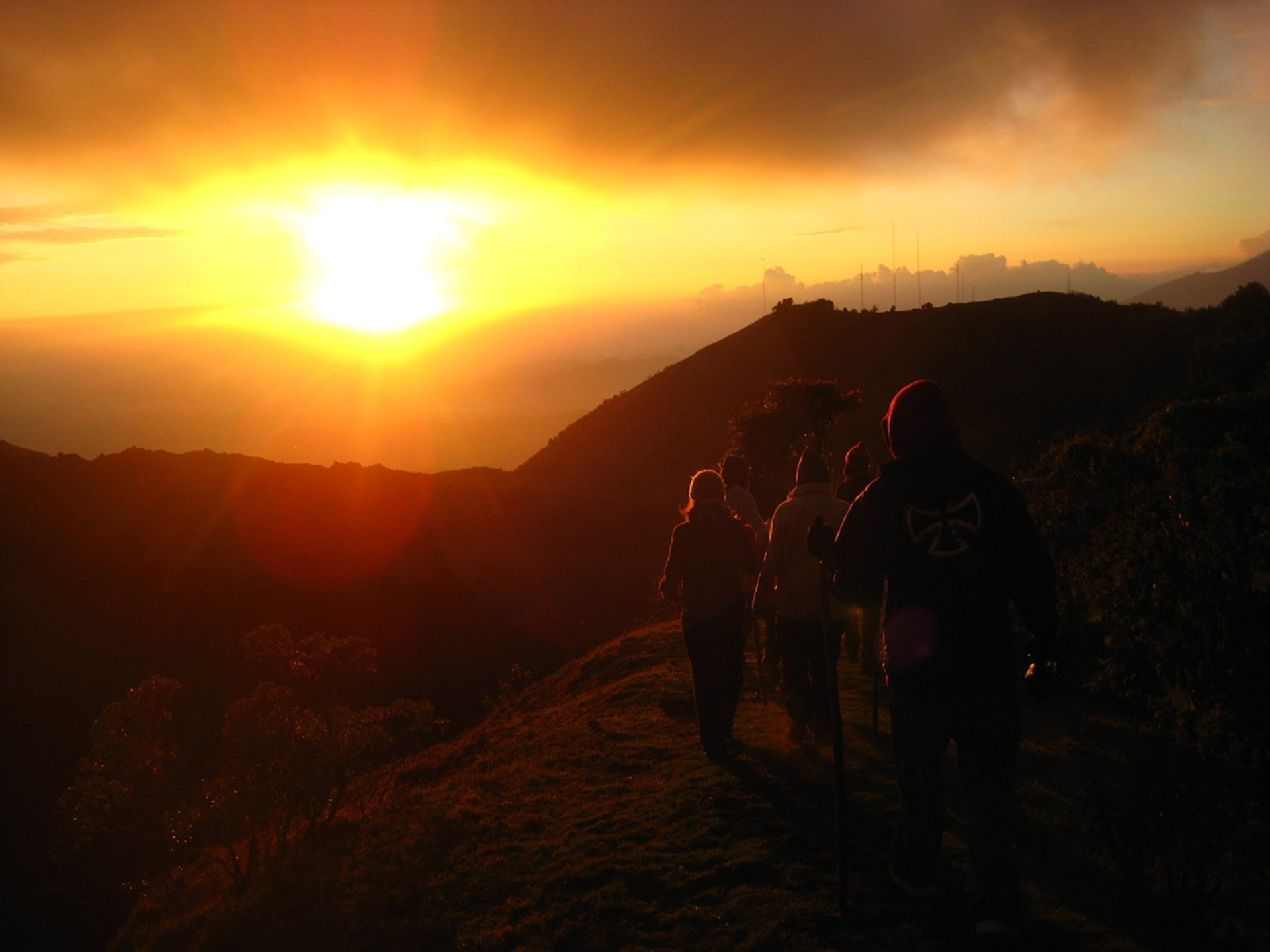 Trekking and Volcano Climbing in Guatemala - Best Season 2020