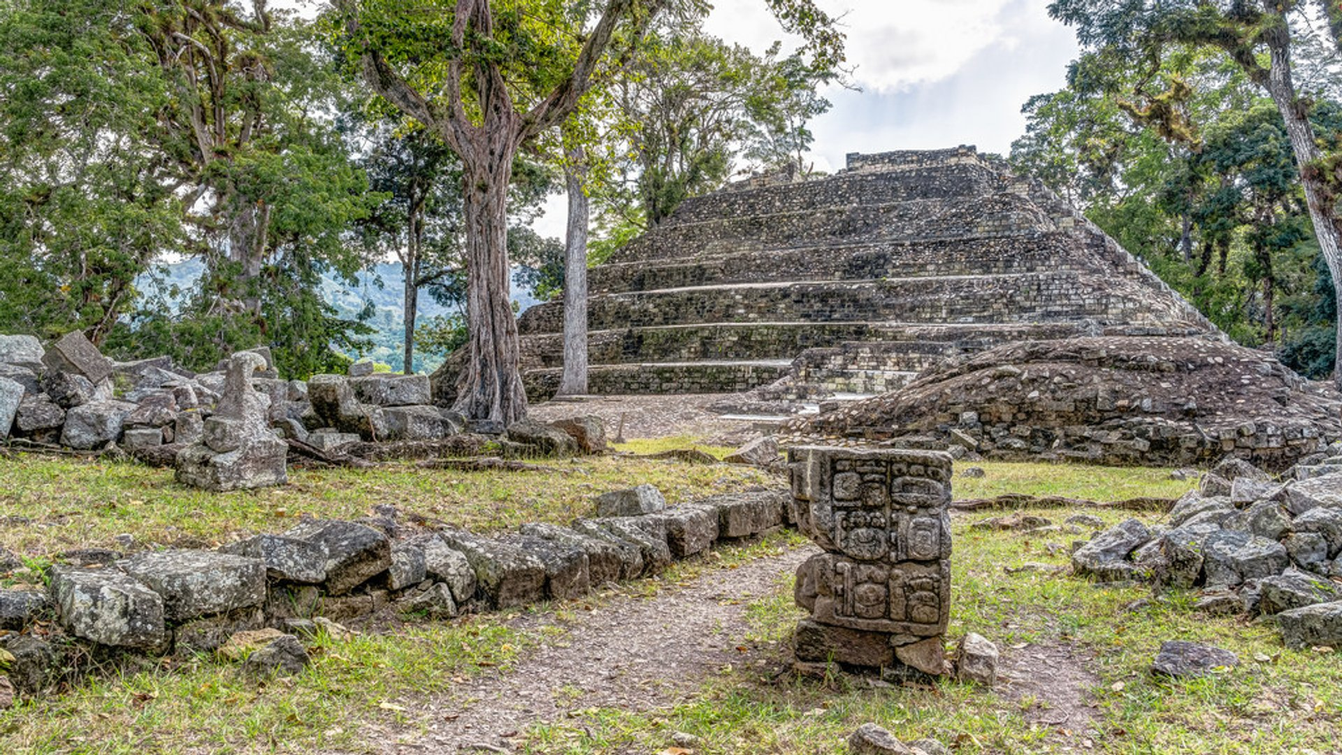 Mayan Ruins in Copán in Honduras - Best Time
