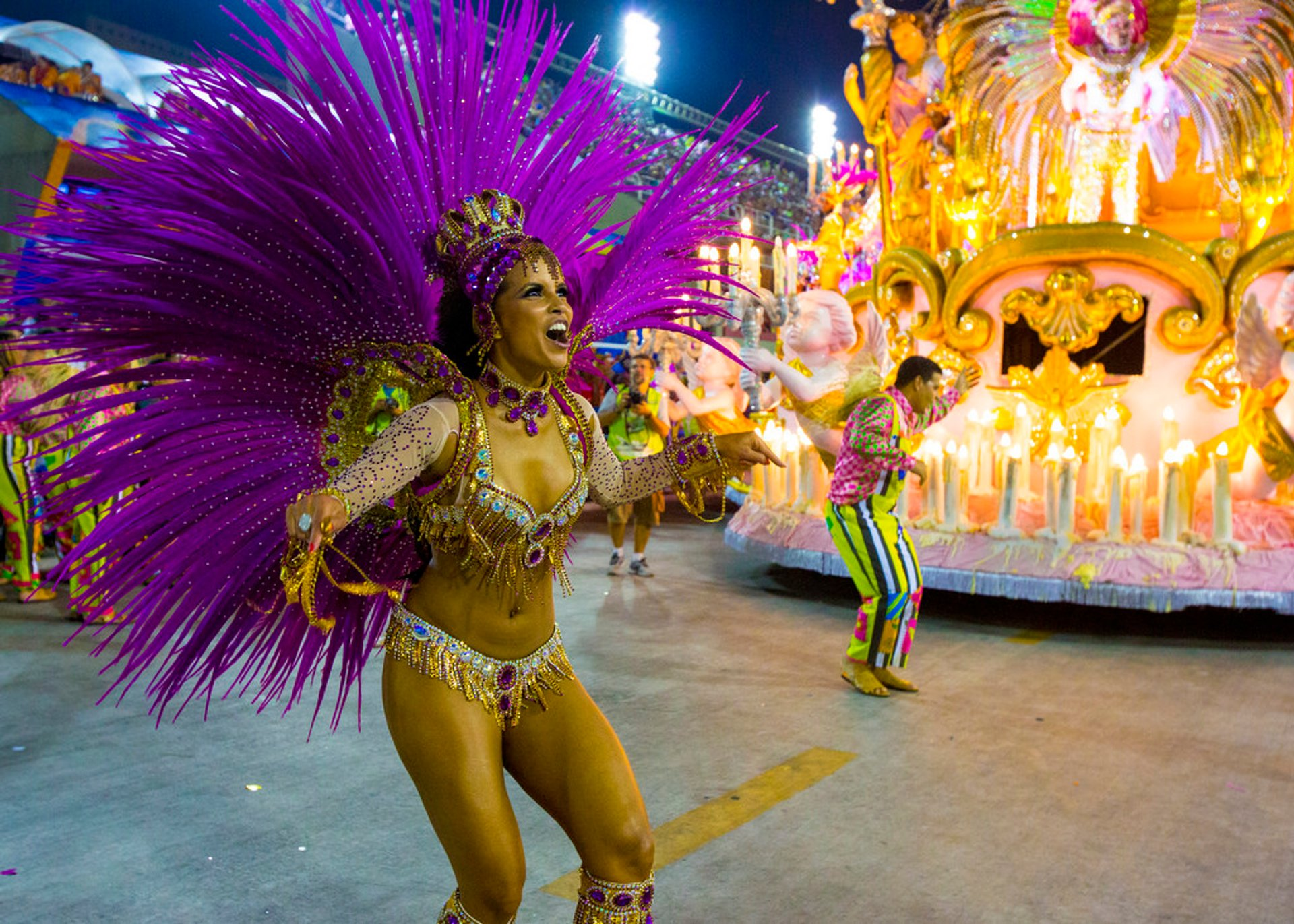 Rio Carnival in Rio de Janeiro - Best Season 2019