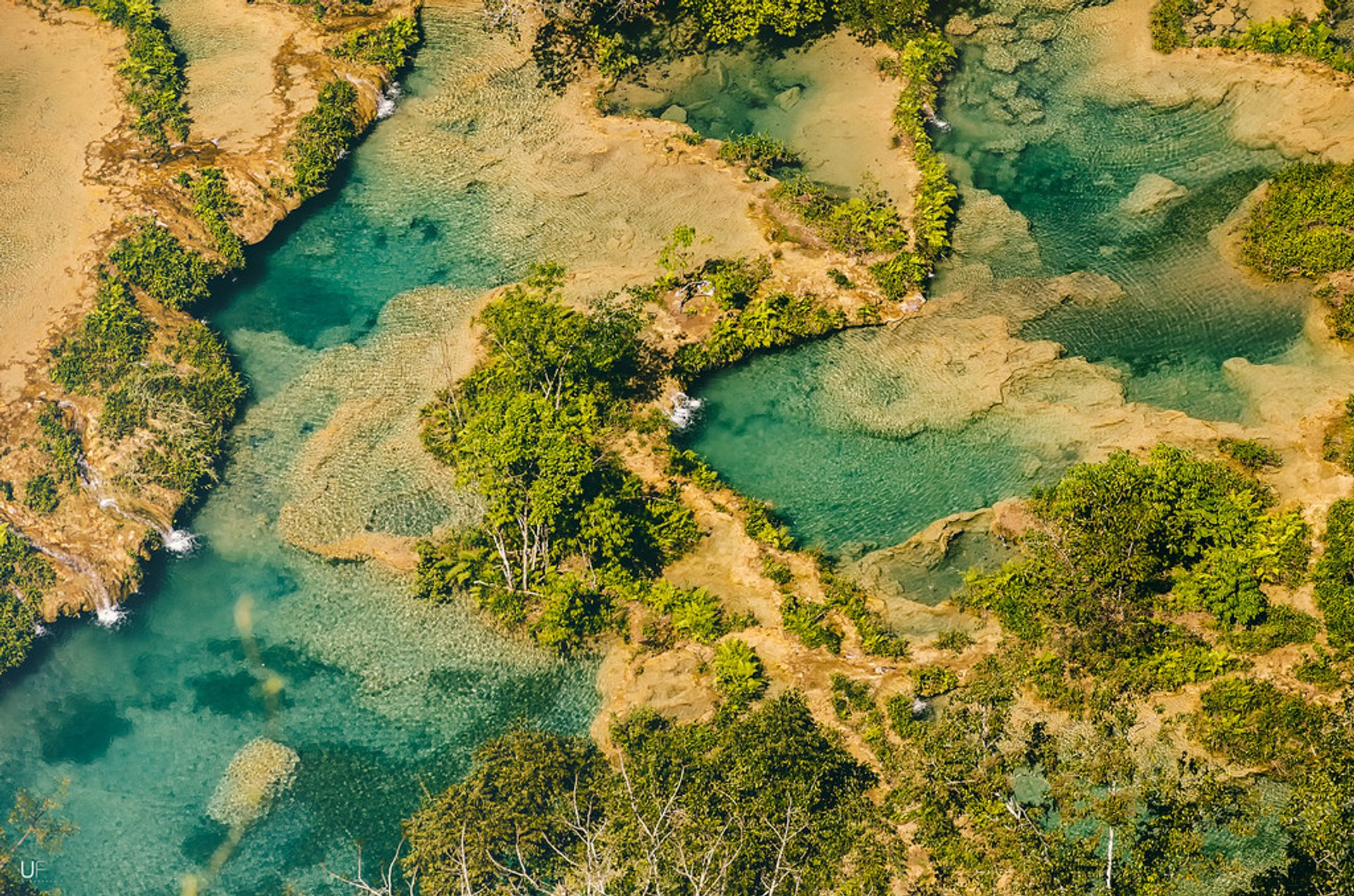 Best time to see Semuc Champey: Natural Pool Staircase in Guatemala 2019