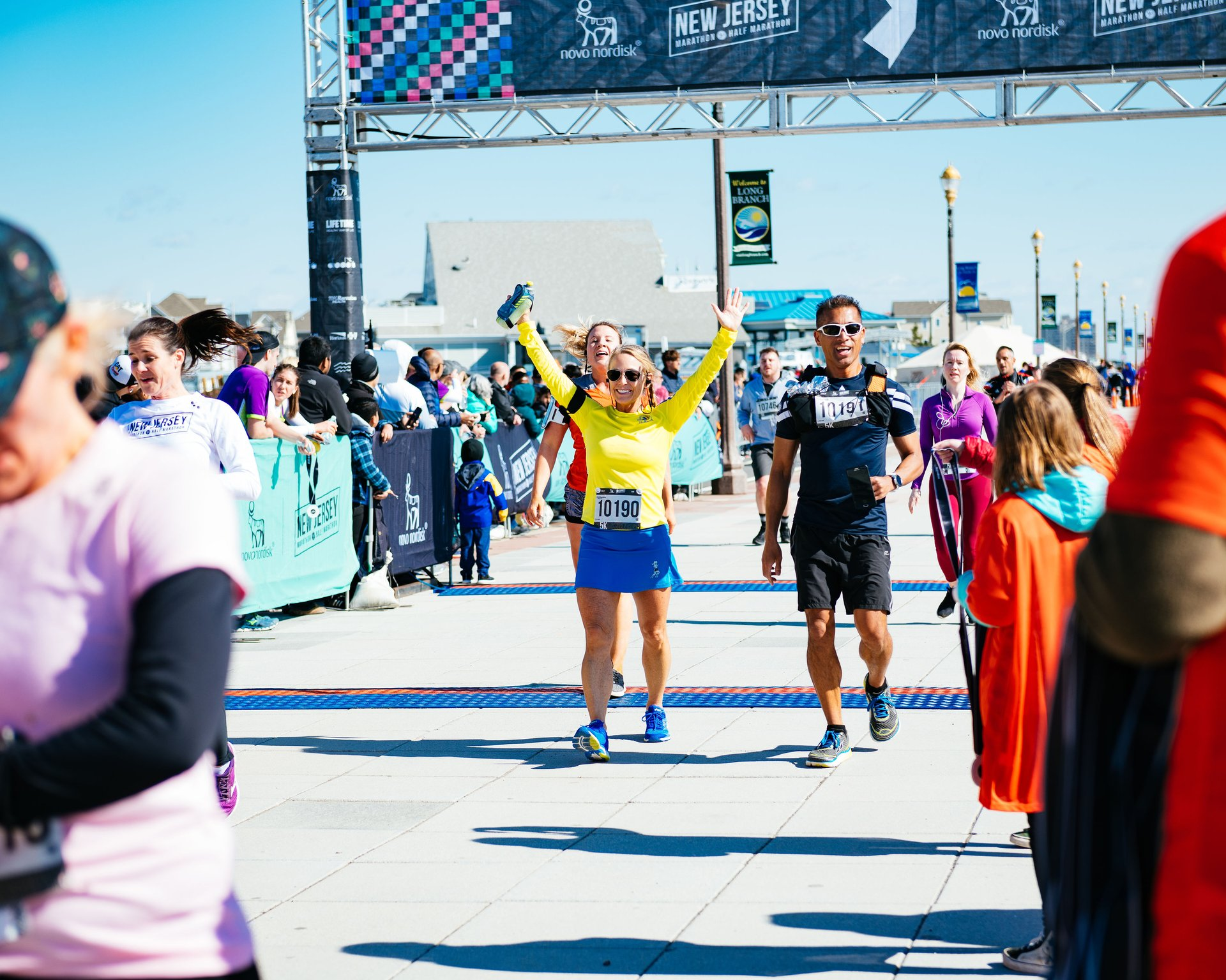 Best time to see New Jersey Marathon & Half Marathon in New Jersey 2020
