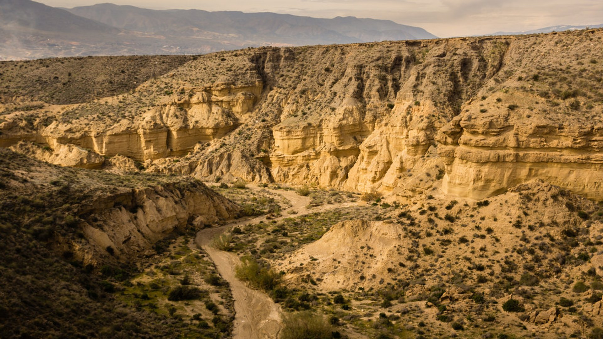 Tabernas, Europe's Only Desert in Spain - Best Season 2019