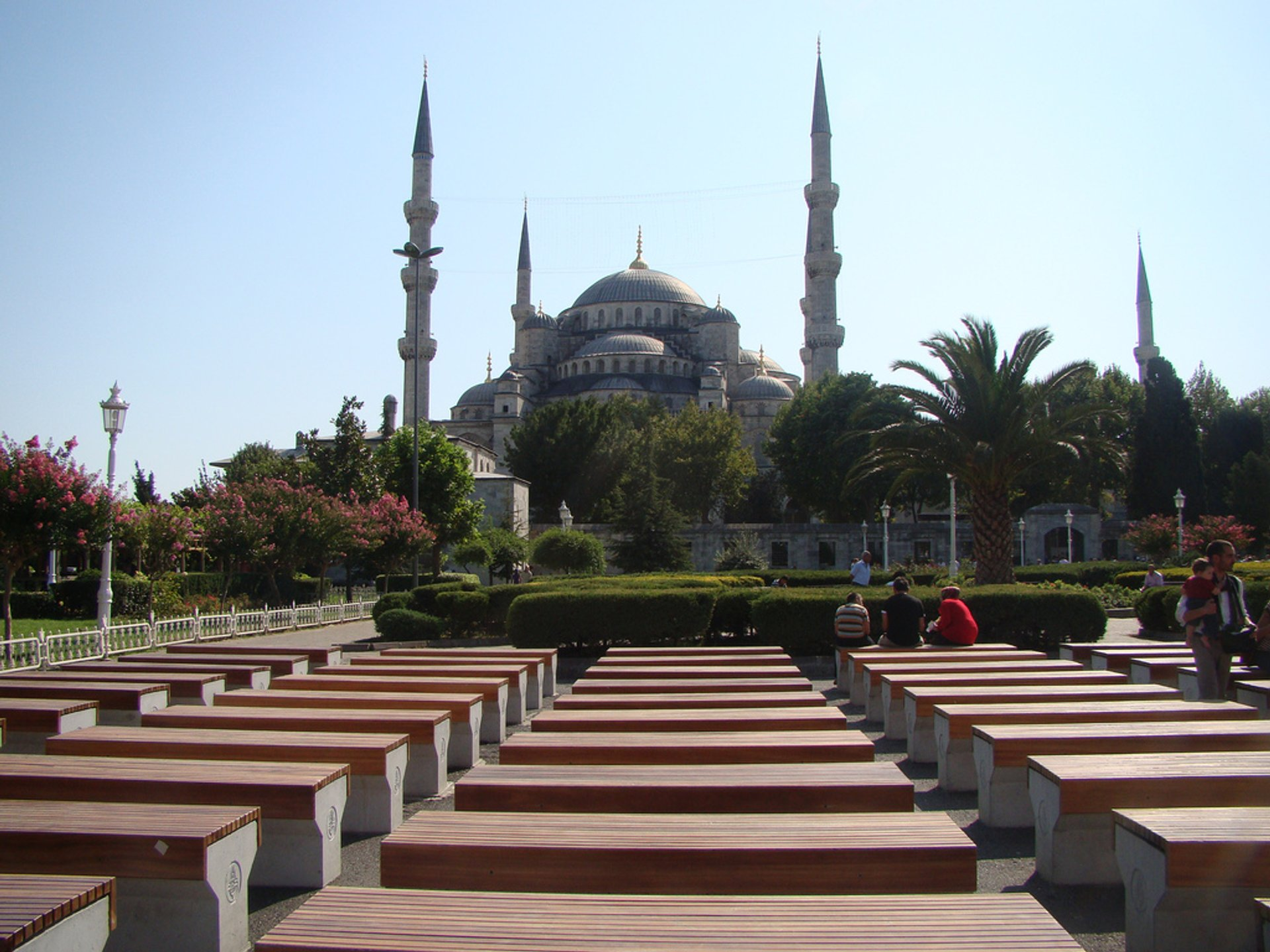 Call to Prayer between Blue Mosque & Hagia Sophia in Istanbul 2020 - Best Time