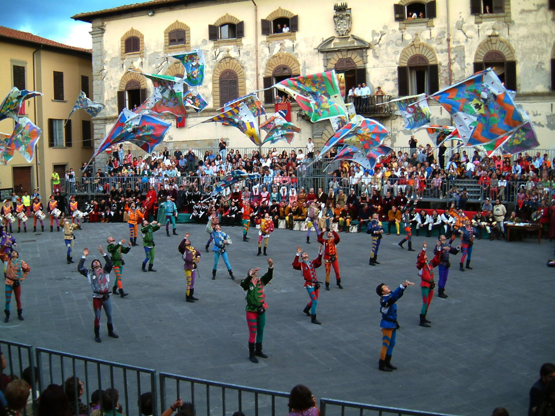 Palio della Balestra in Italy 2020 - Best Time