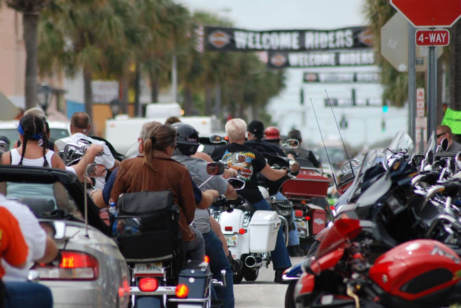 Best time to see Daytona Beach Bike Week 2019