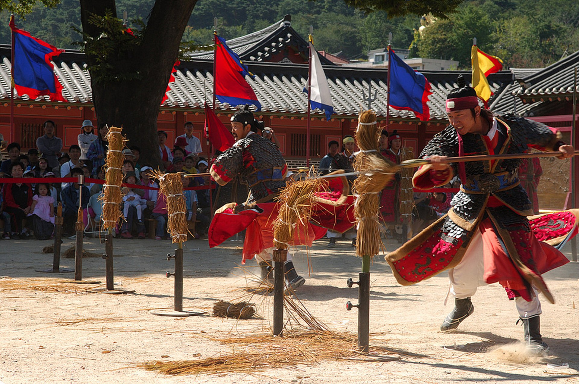 Korean Martial Arts Demonstrations in Seoul - Best Time