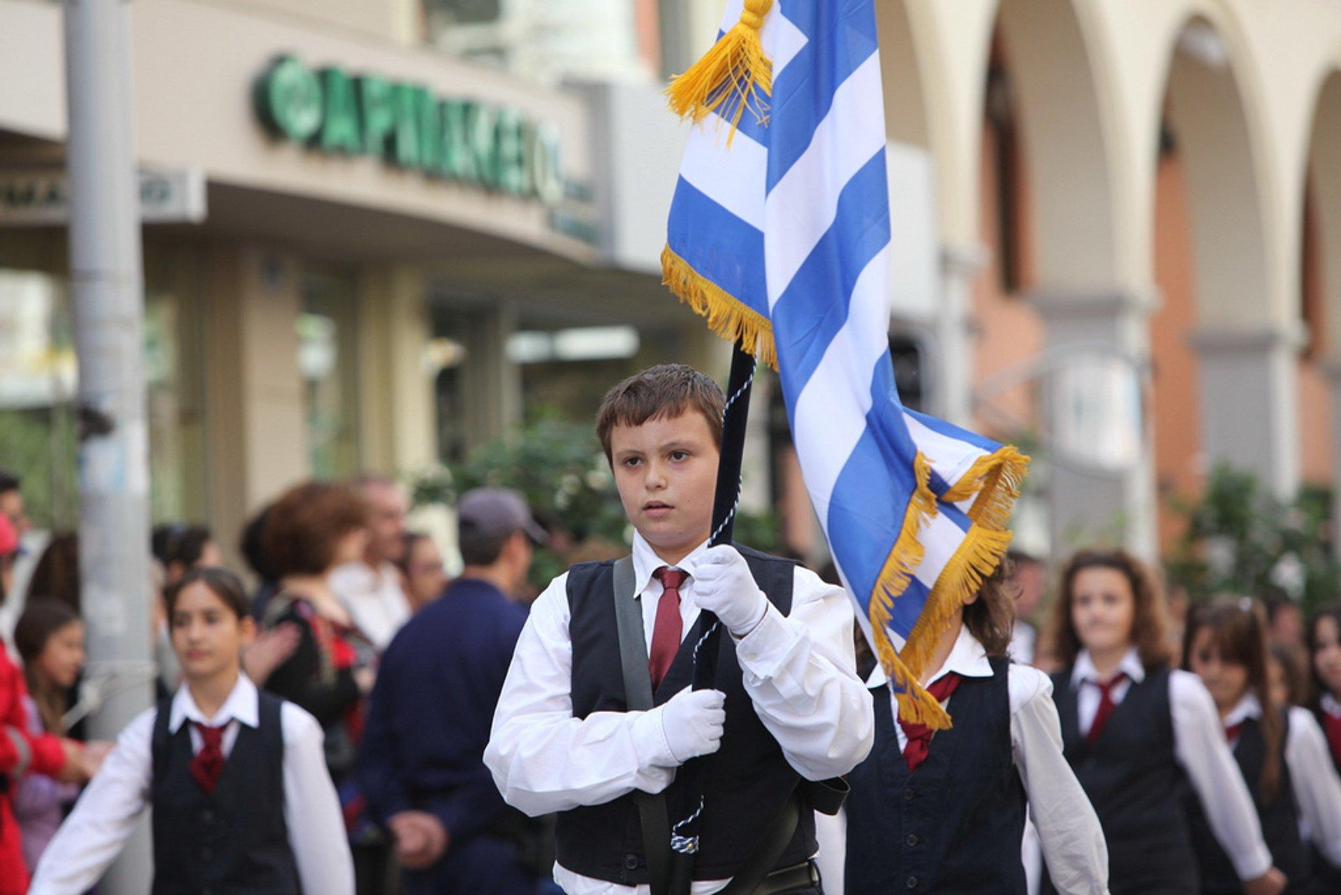 Oxi Day in Greece - Best Season 2019