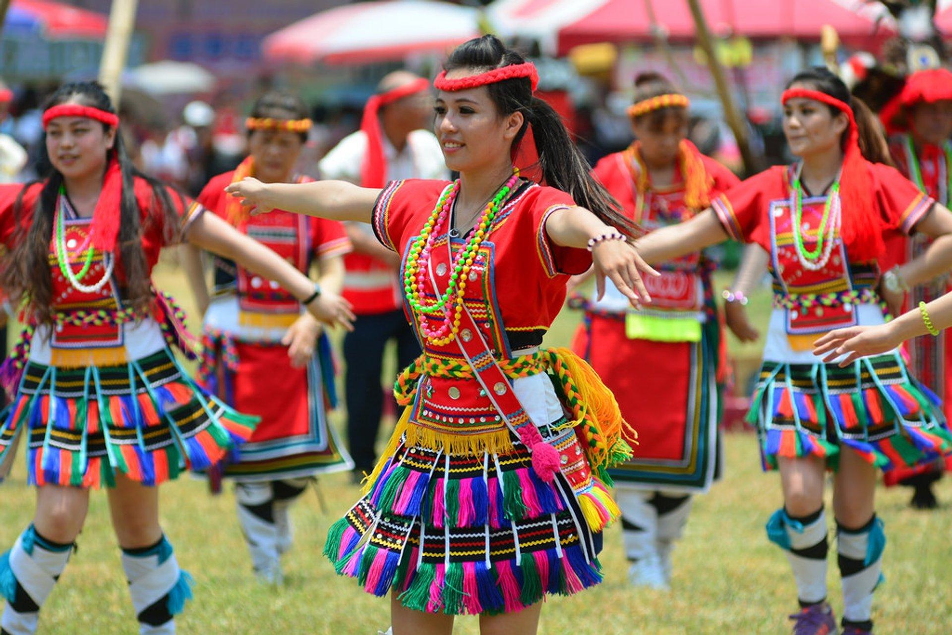Ear-Shooting Festival (Mala-Ta-Ngia) of Bunun Tribe in Taiwan - Best Season