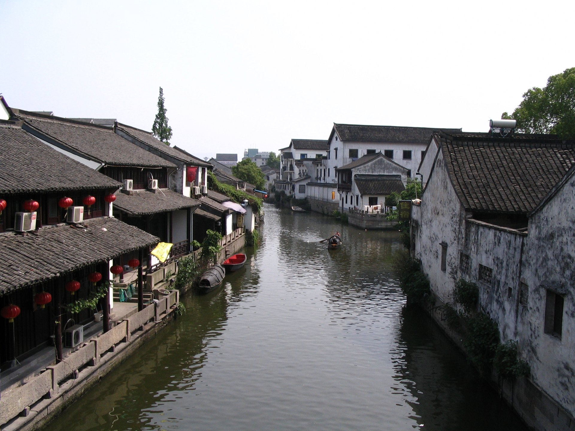Shaoxing waterways 2020