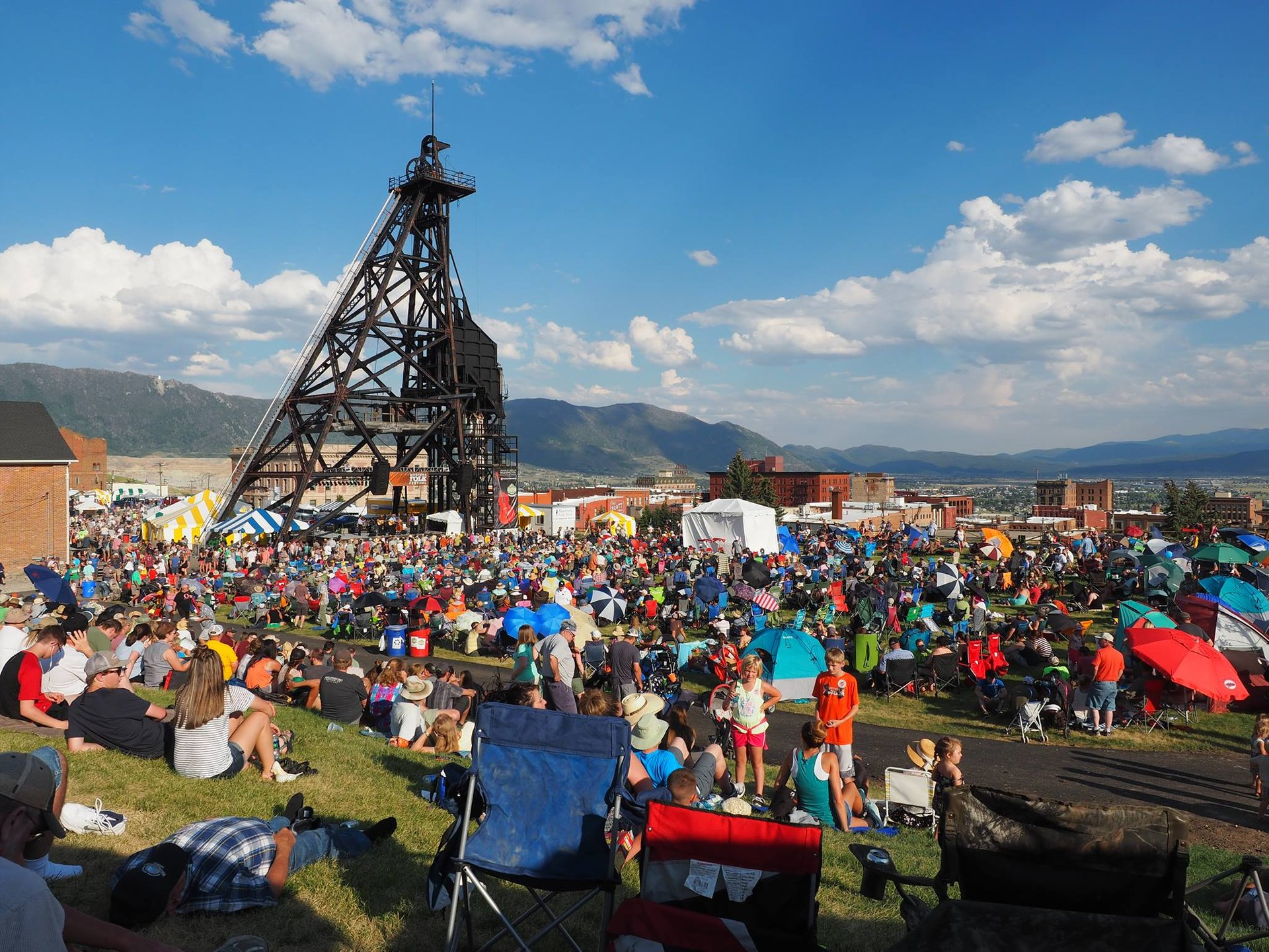 Montana Folk Festival in Montana 2020 - Best Time