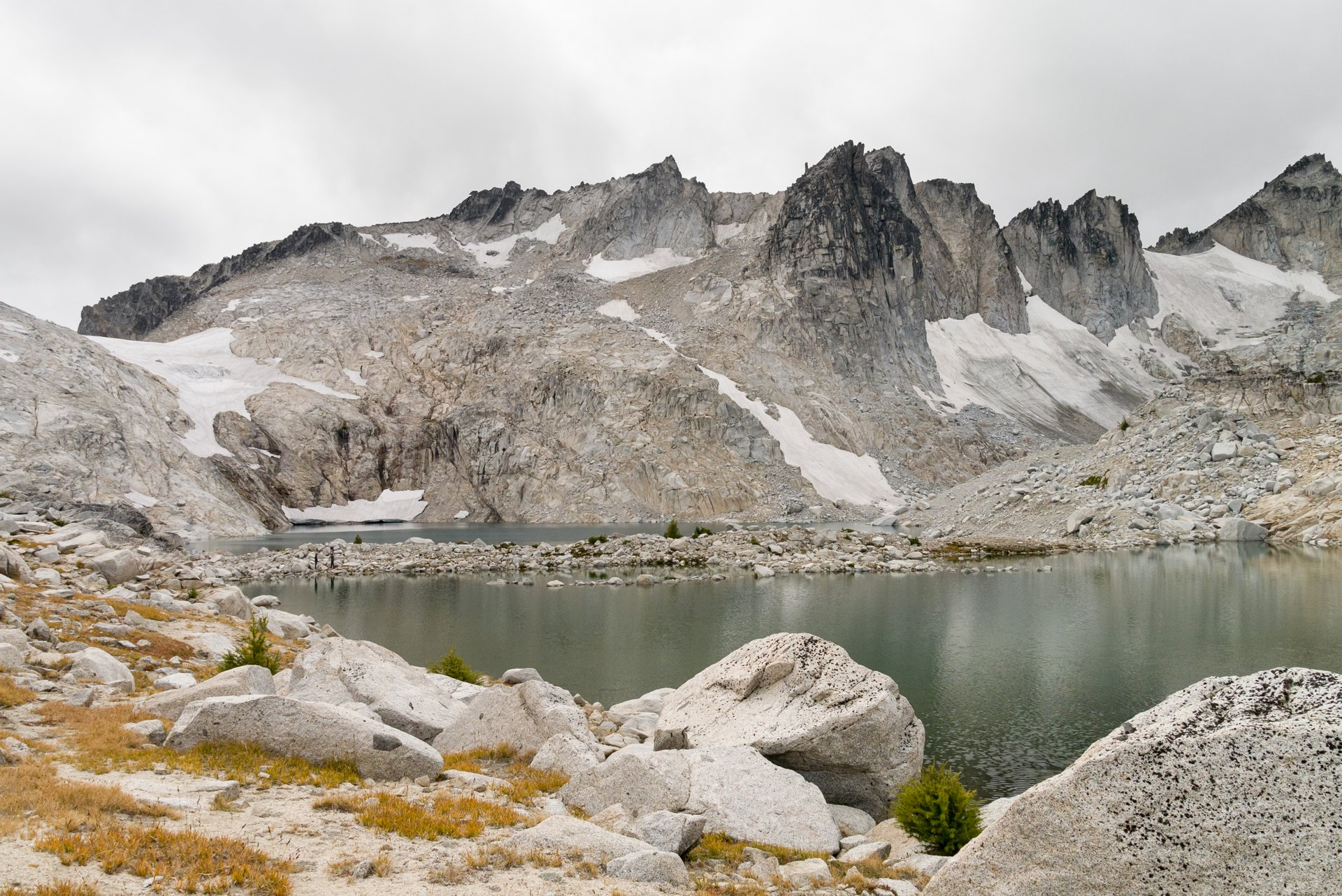 Isolation Lake, Witches Tower 2020