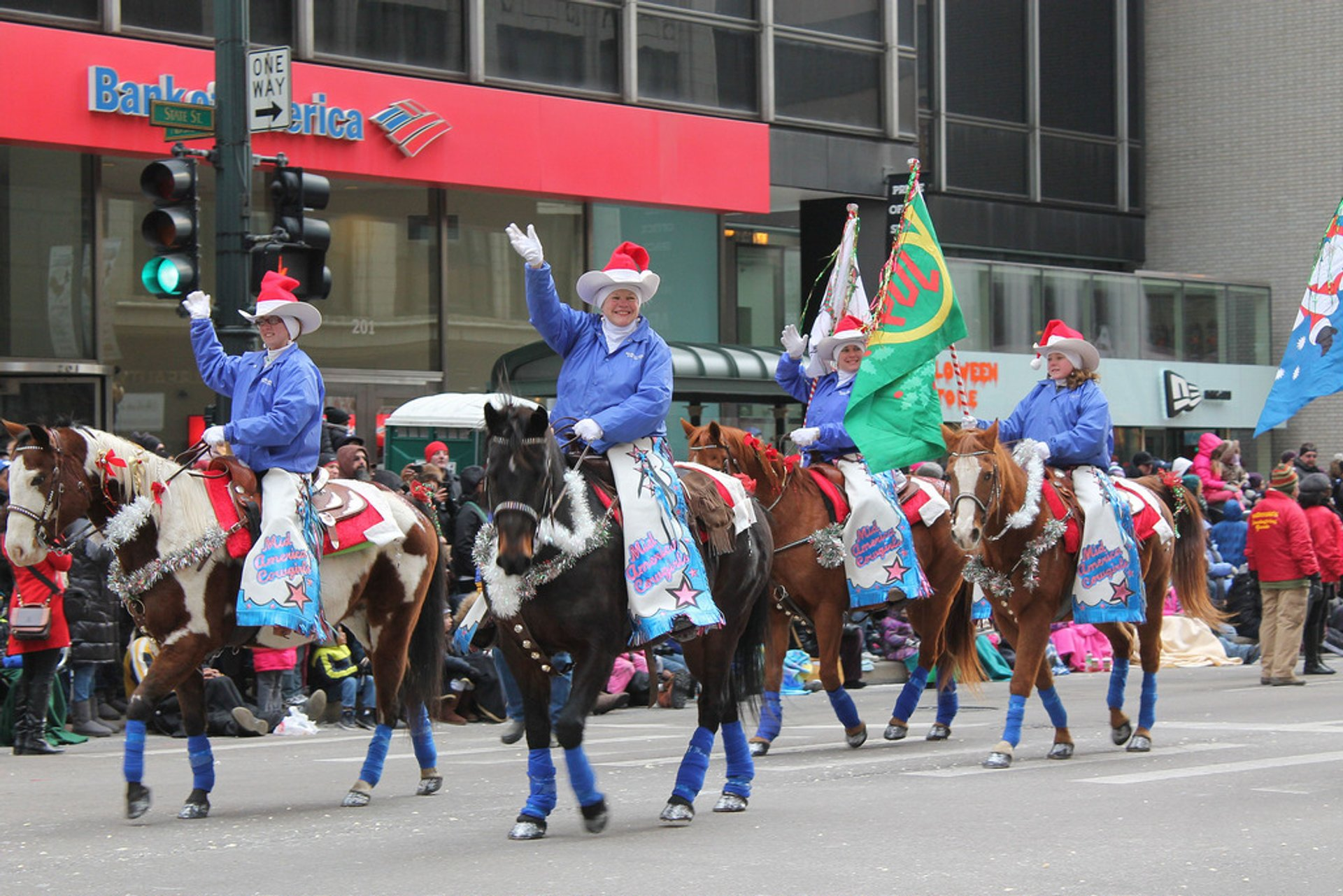 Chicago Thanksgiving Parade in Chicago - Best Season 2019