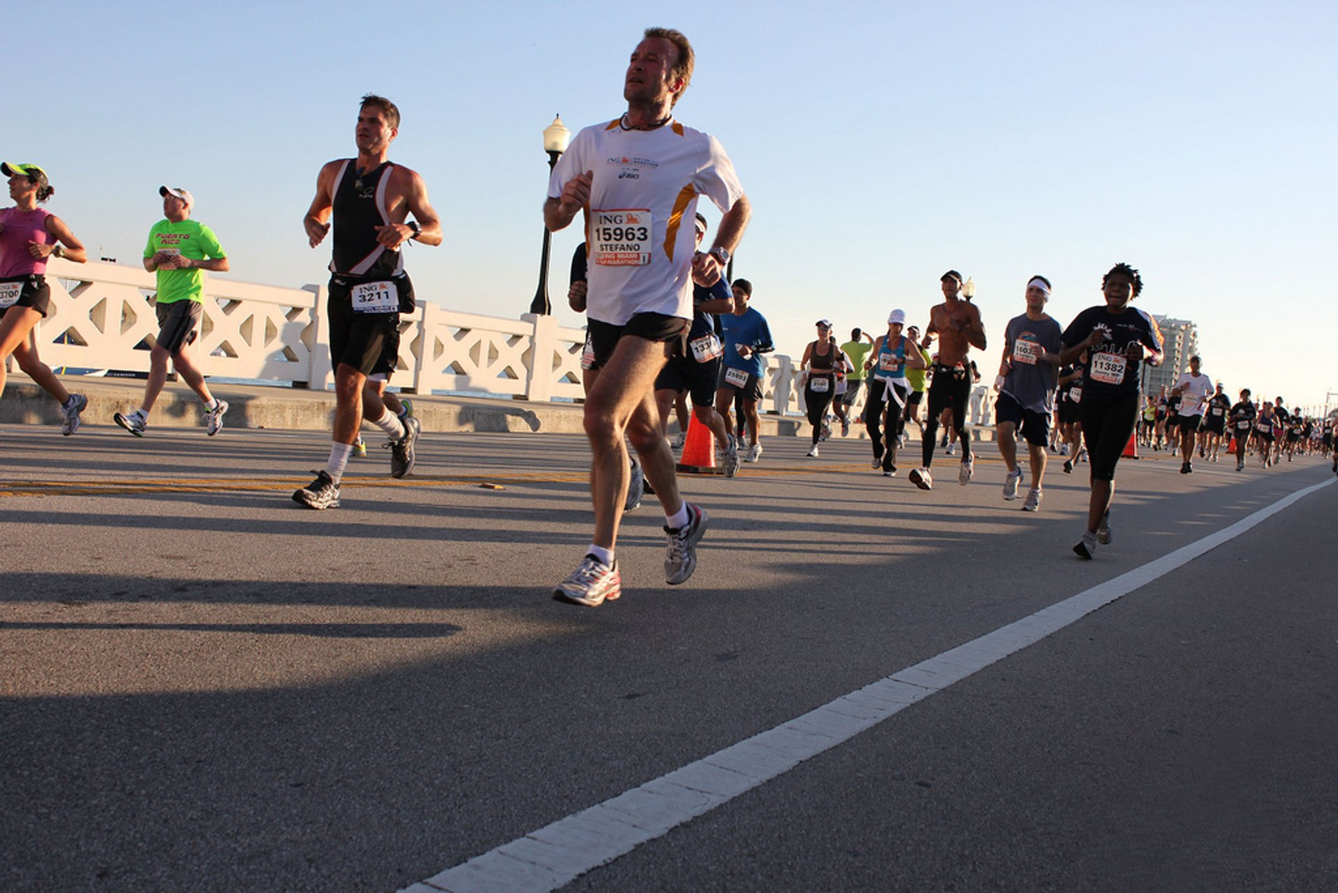 Miami Marathon in Miami - Best Time