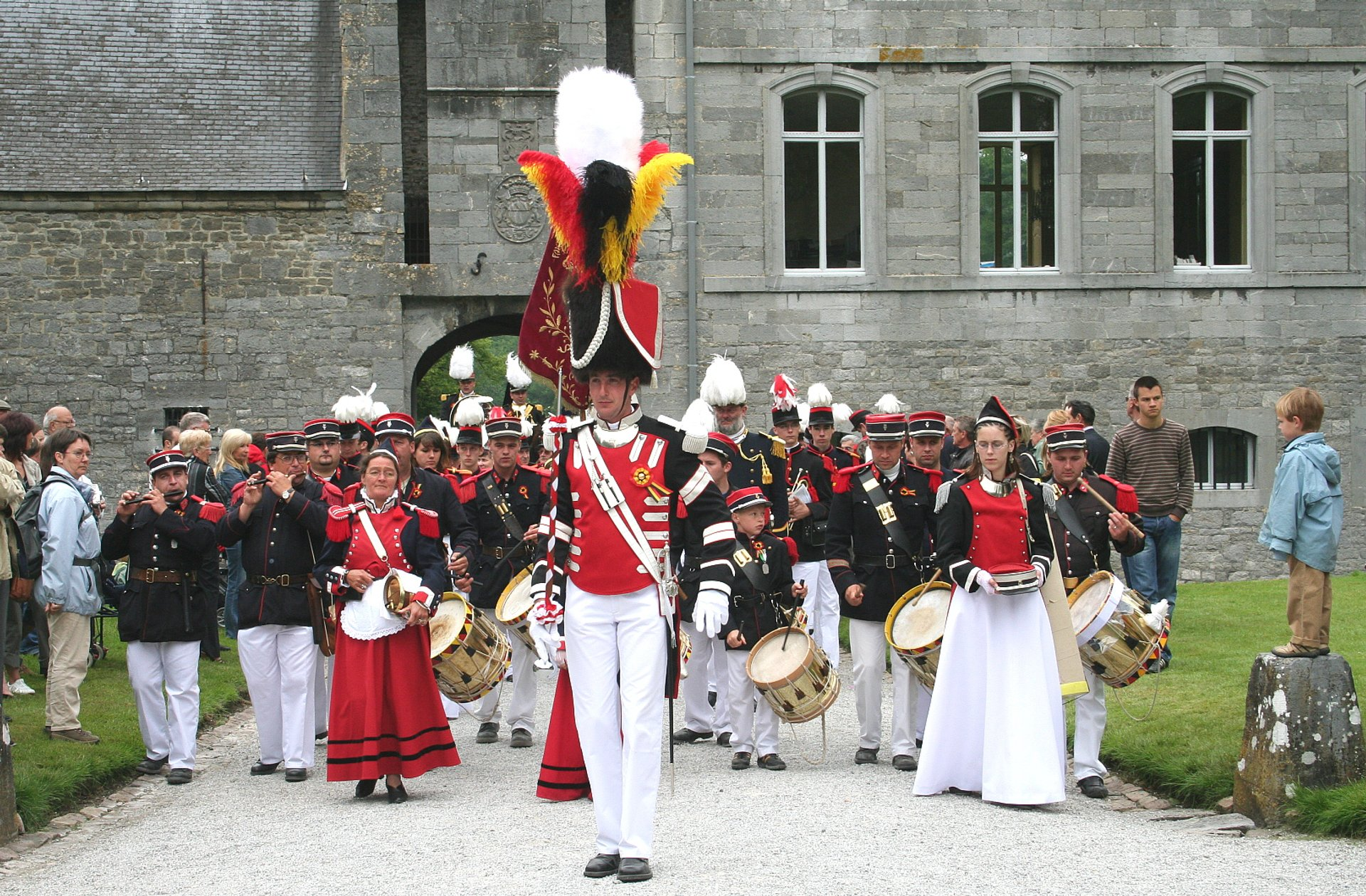 Marches of Entre-Sambre-et-Meuse in Belgium - Best Season 2020