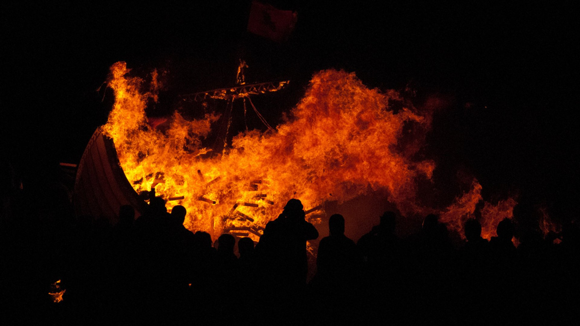 South Mainland Up Helly Aa 2020