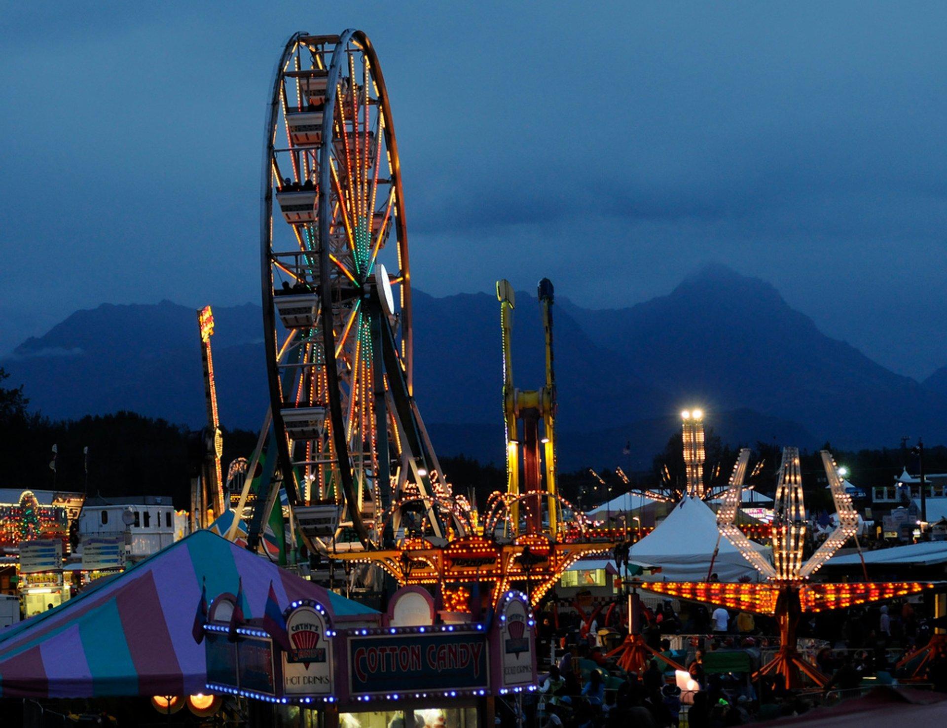 Alaska State Fair in Alaska 2019 - Best Time