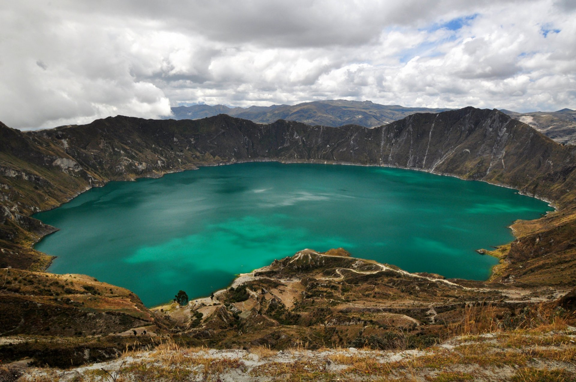 Quilotoa Loop in Ecuador - Best Time