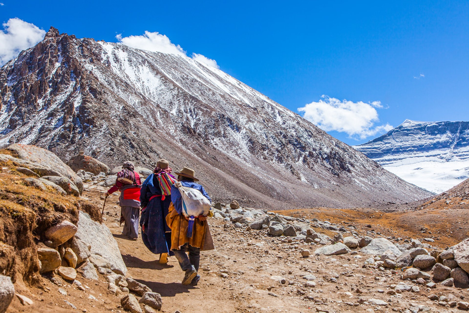 Trekking  in Tibet 2020 - Best Time