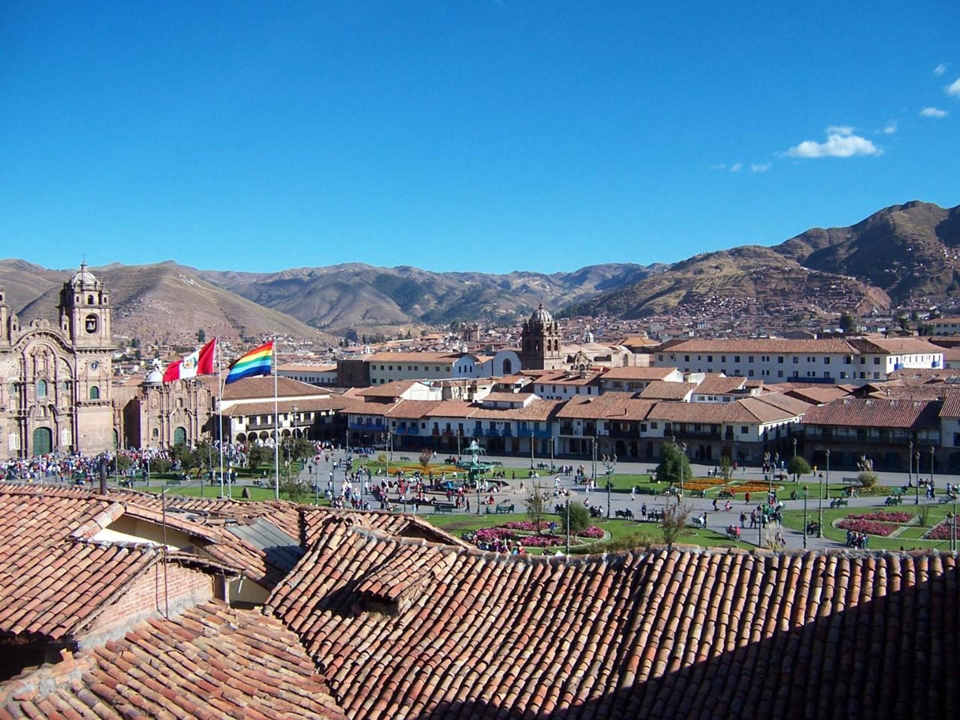 Dry Season in Machu Picchu and Cusco 2020 - Best Time