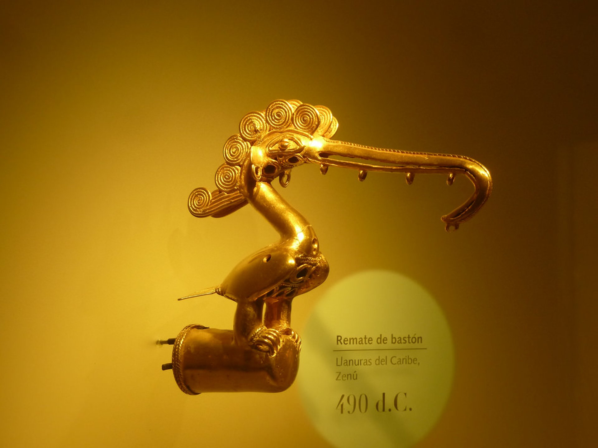 Museo del Oro (Gold Museum) in Bogota in Colombia - Best Season