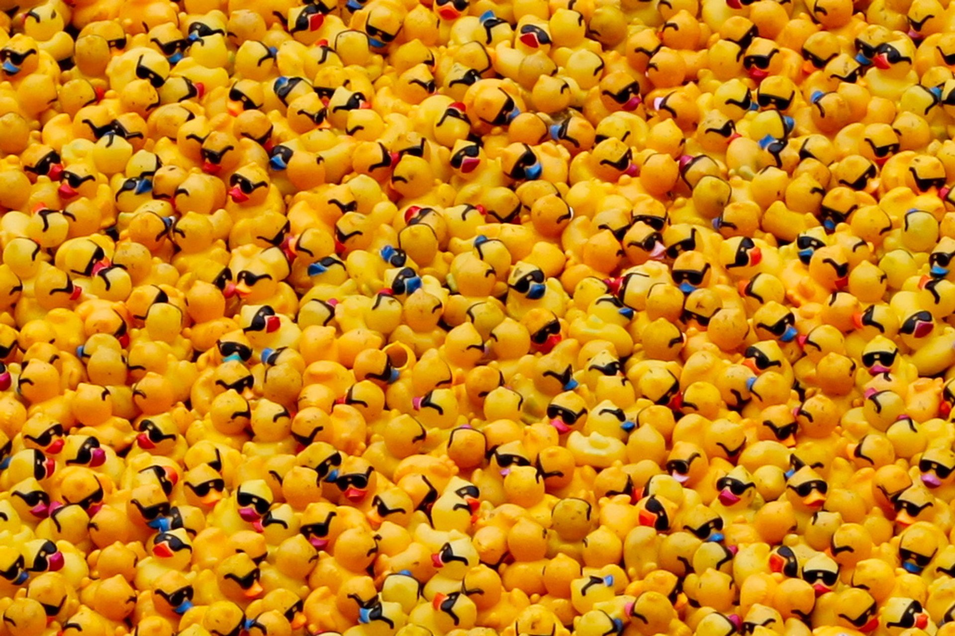 Rubber Ducky Race in Chicago 2020 - Best Time