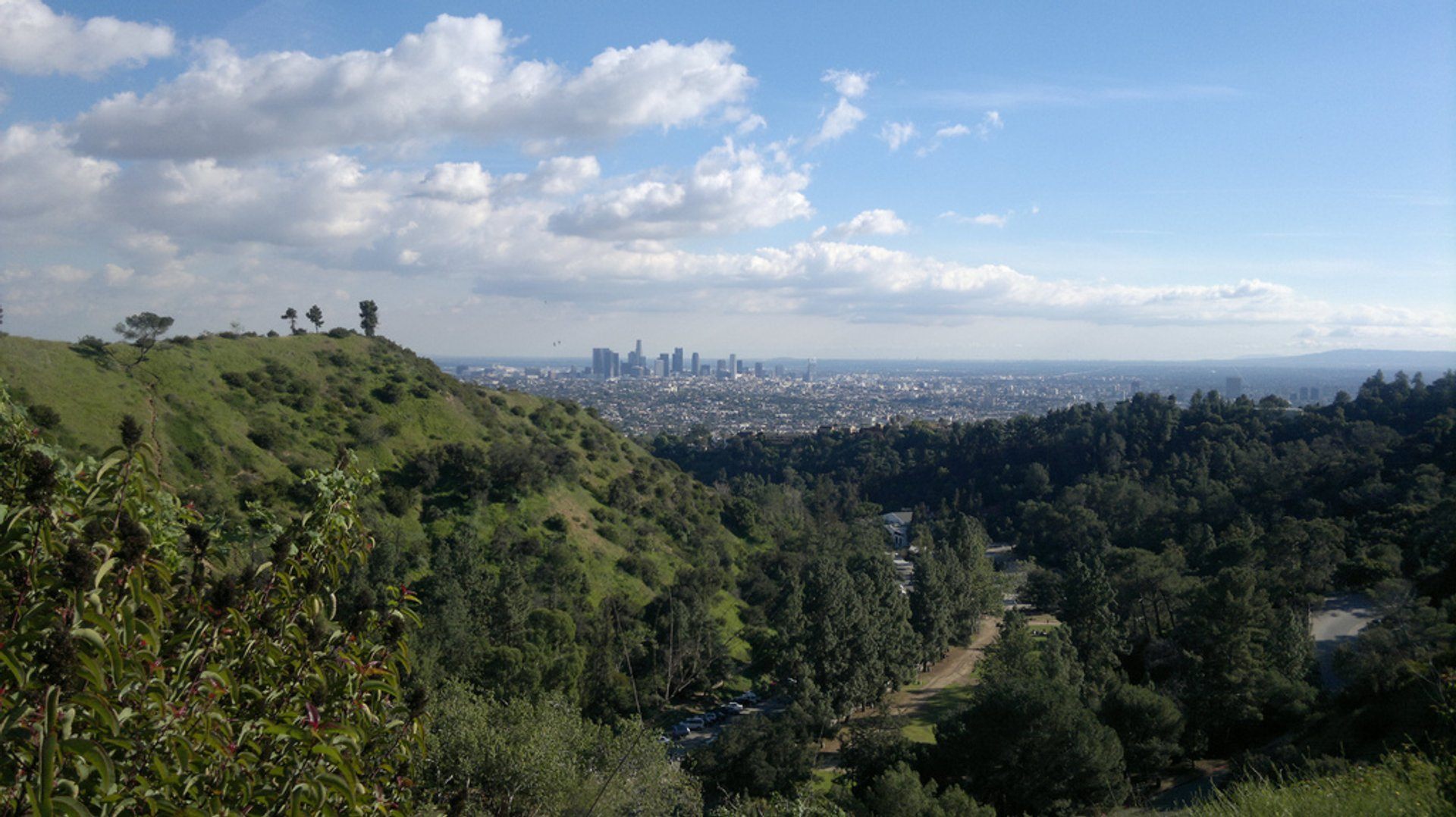 Hiking  in Los Angeles - Best Season 2020