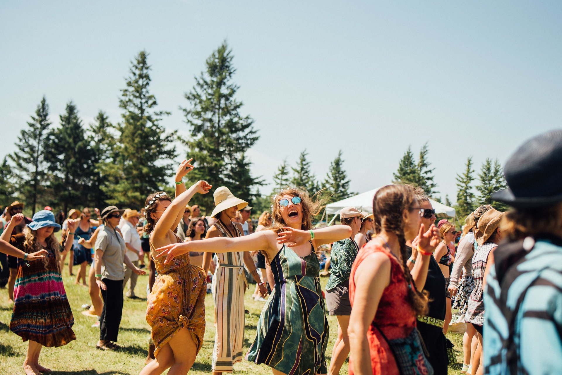 Best time for Winnipeg Folk Festival in Winnipeg 2020