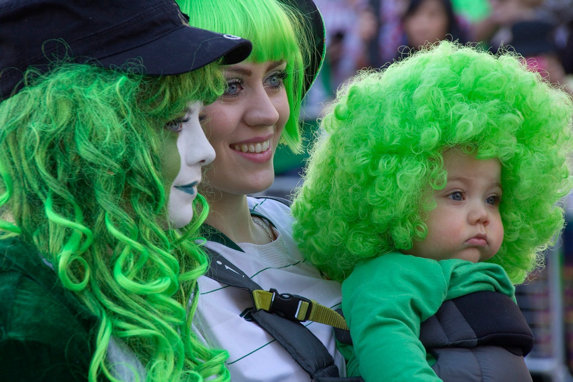 Best time for St Patrick's Day Parade in London 2020