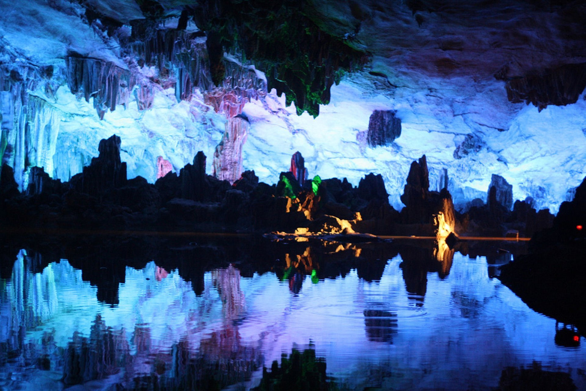 Reed Flute Cave in Guilin 2020 - Best Time