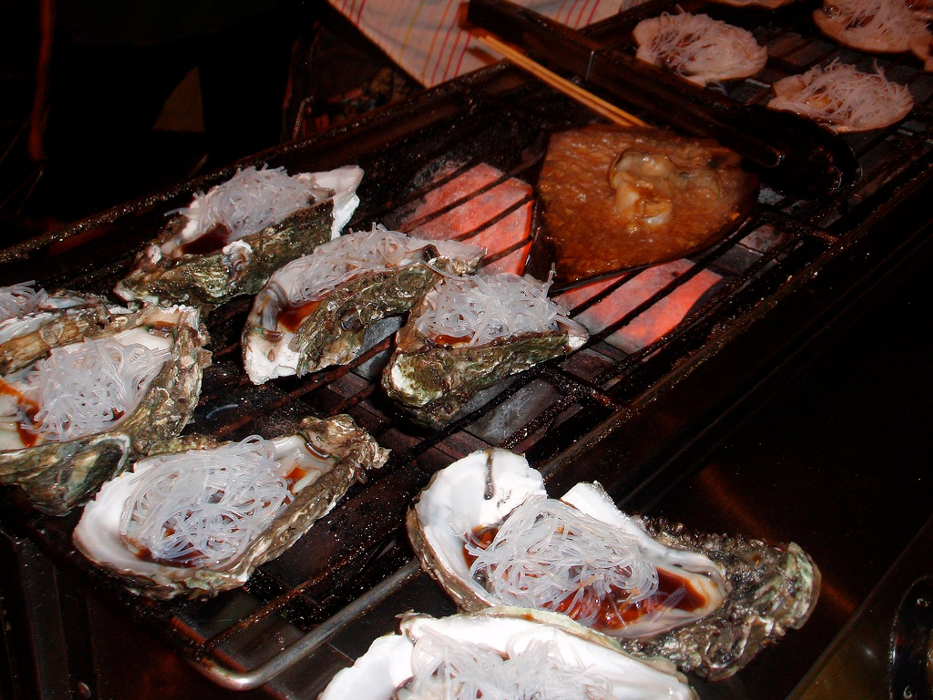 Grilled Oysters in Shanghai 2019 - Best Time
