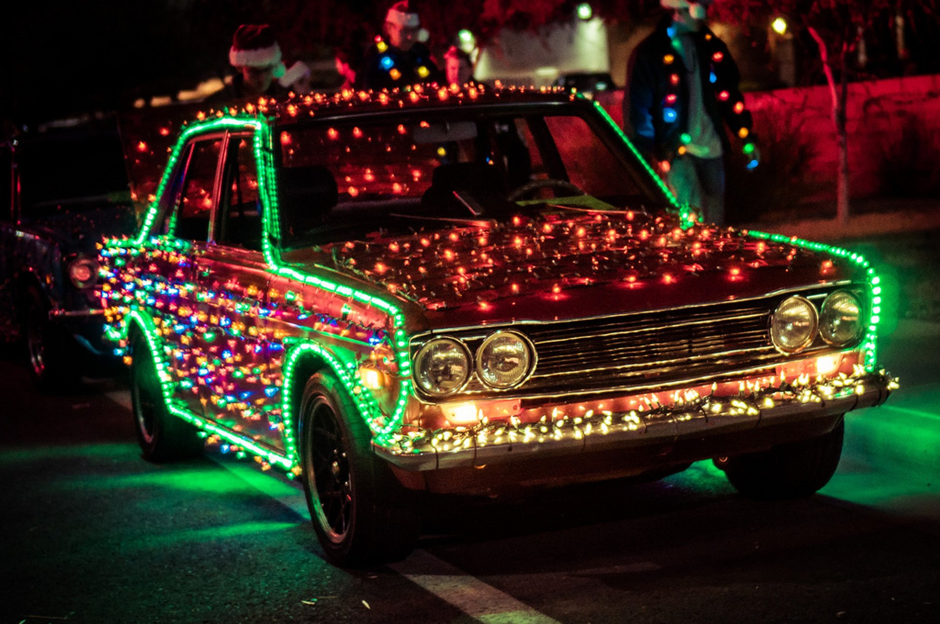 Chandler Parade Of Lights 2019 In Arizona