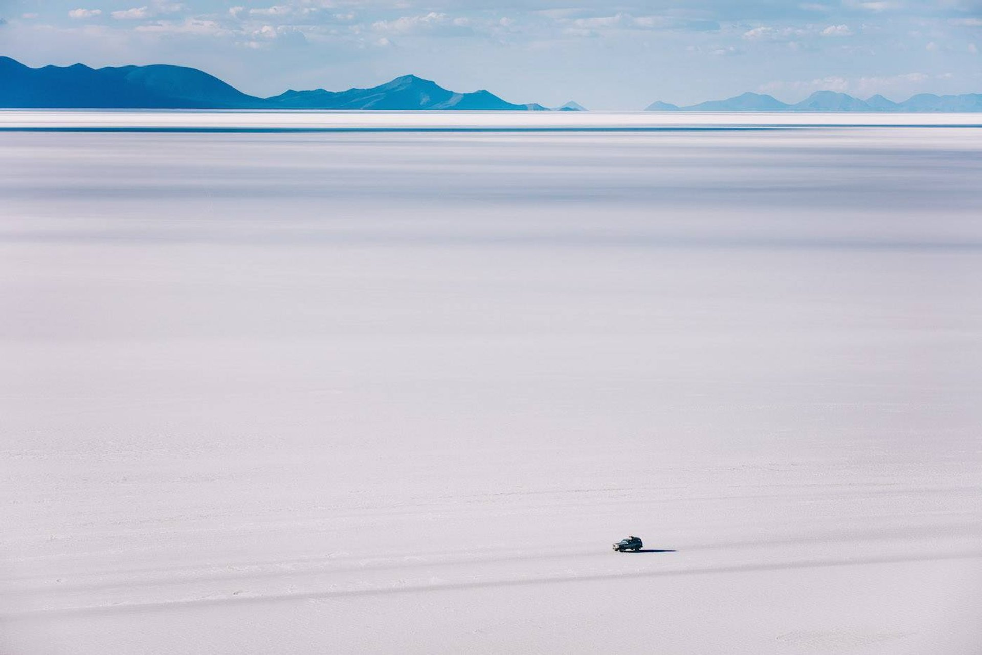 Walk the Salar de Uyuni Salt Flats in Bolivia - Best Season 2019