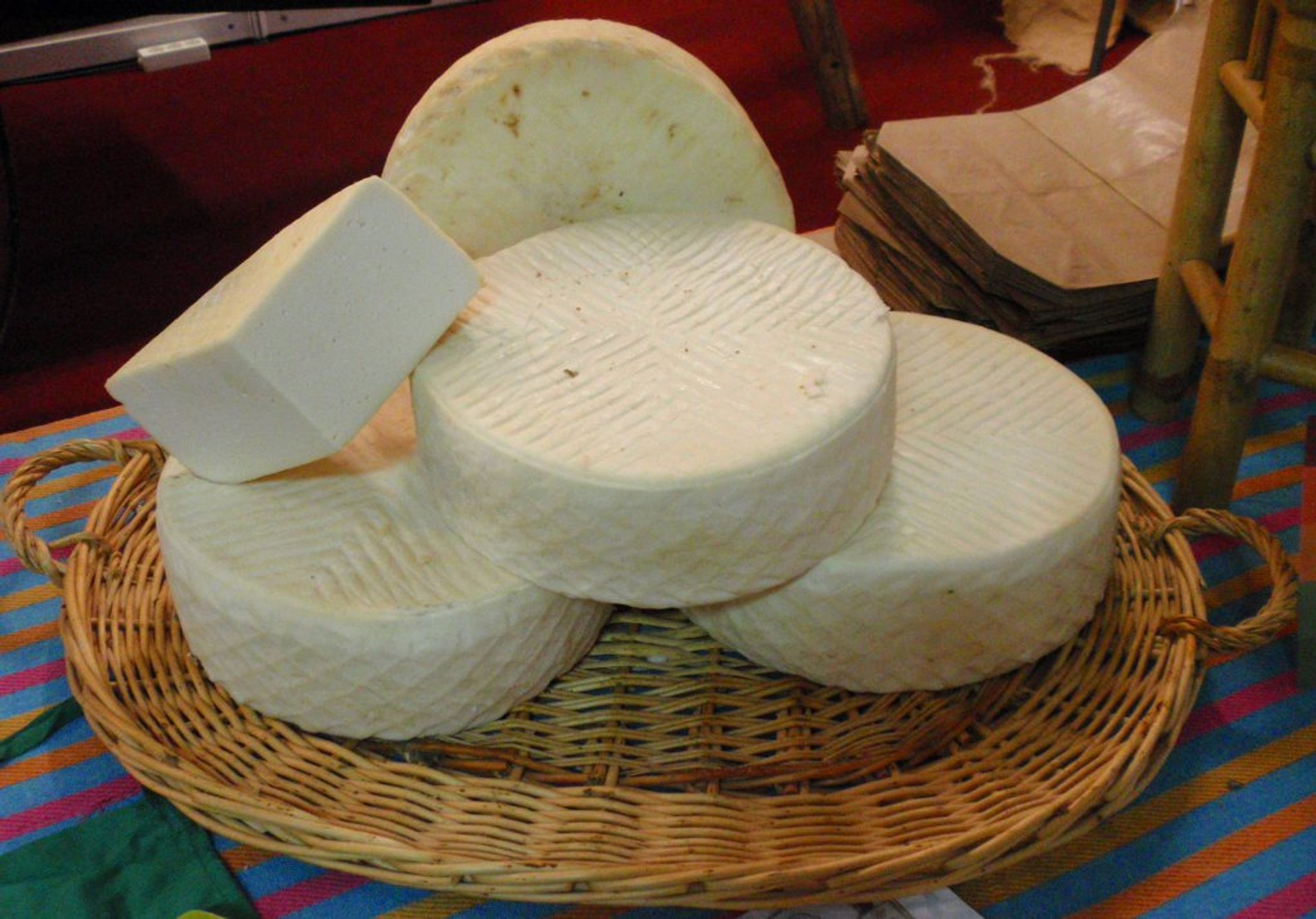 Cheese in Canary Islands - Best Season