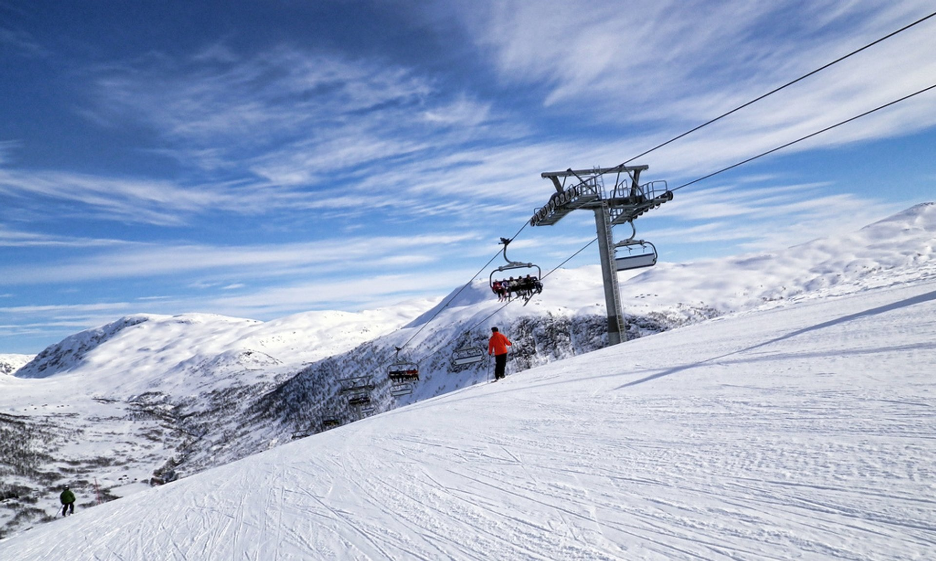 Skiing and Snowboarding in Norway - Best Season 2020
