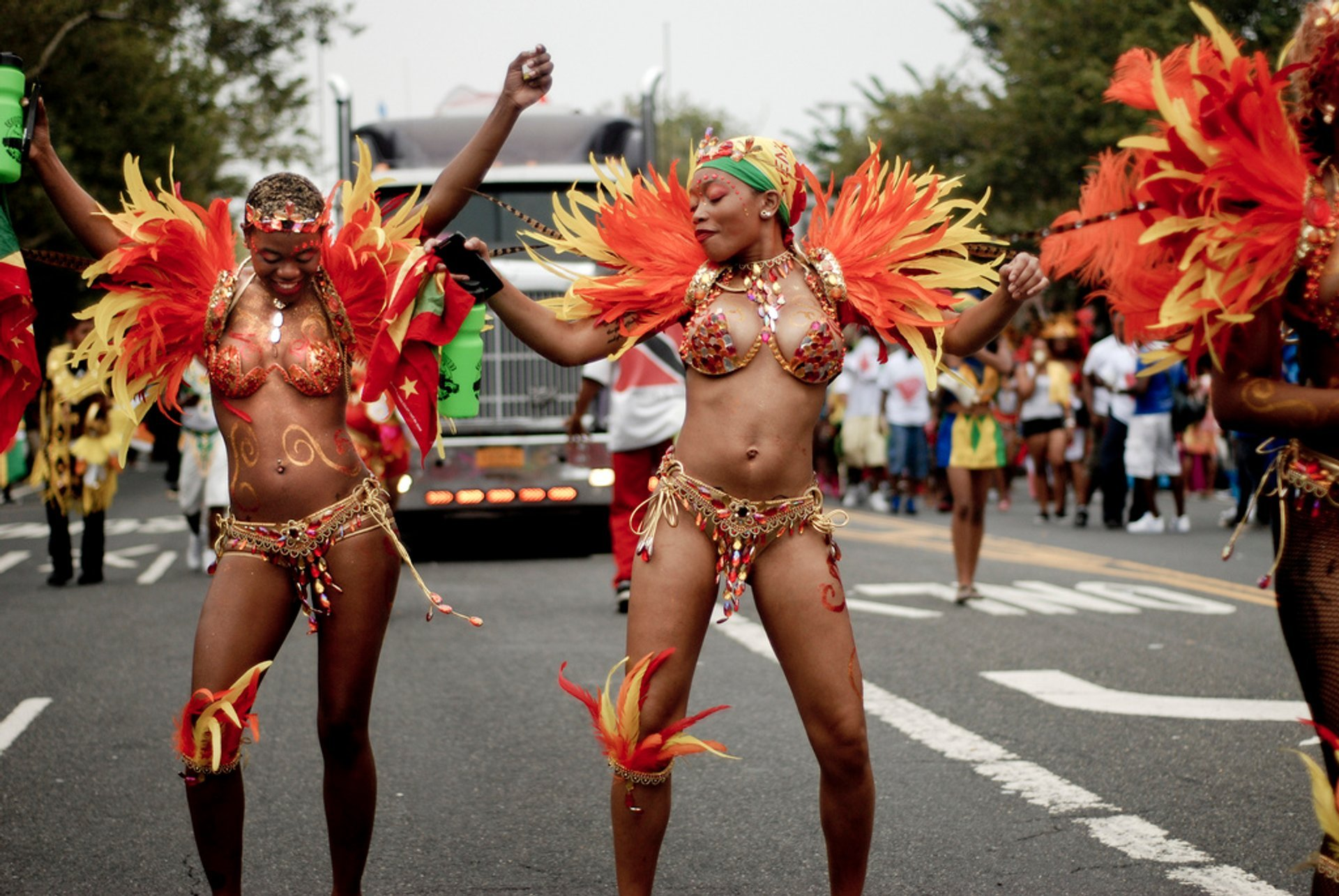West Indian or Labour Day Parade in New York 2019 - Best Time