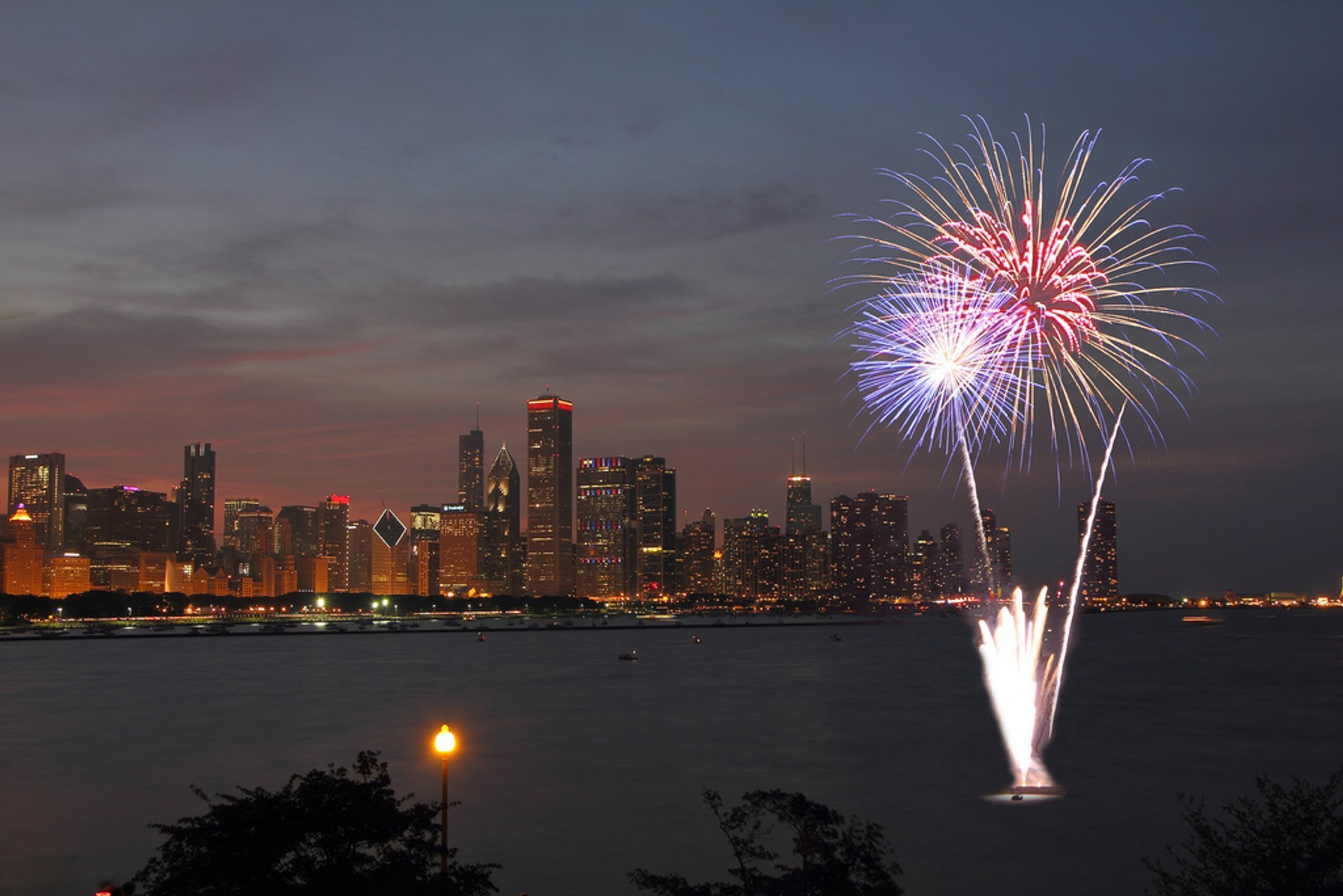 4th of July Fireworks & Events in Chicago 2019 - Best Time