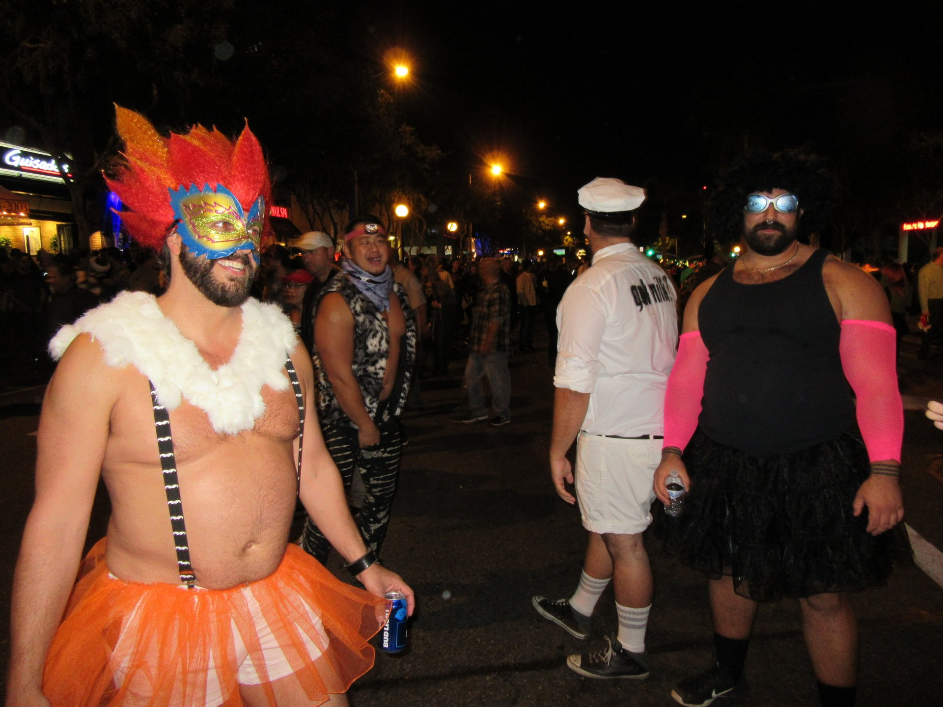West Hollywood Halloween Costume Carnaval 2020