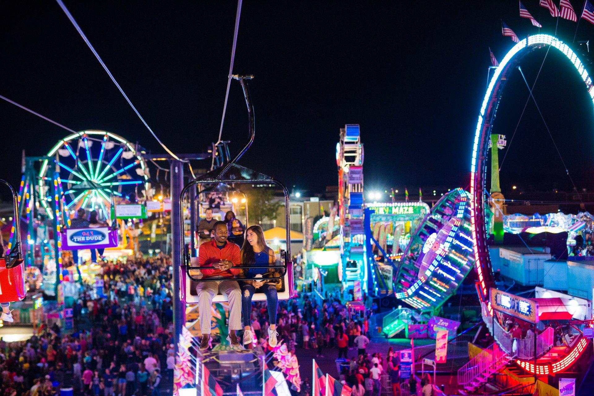 South Carolina State Fair in South Carolina 2020 - Best Time