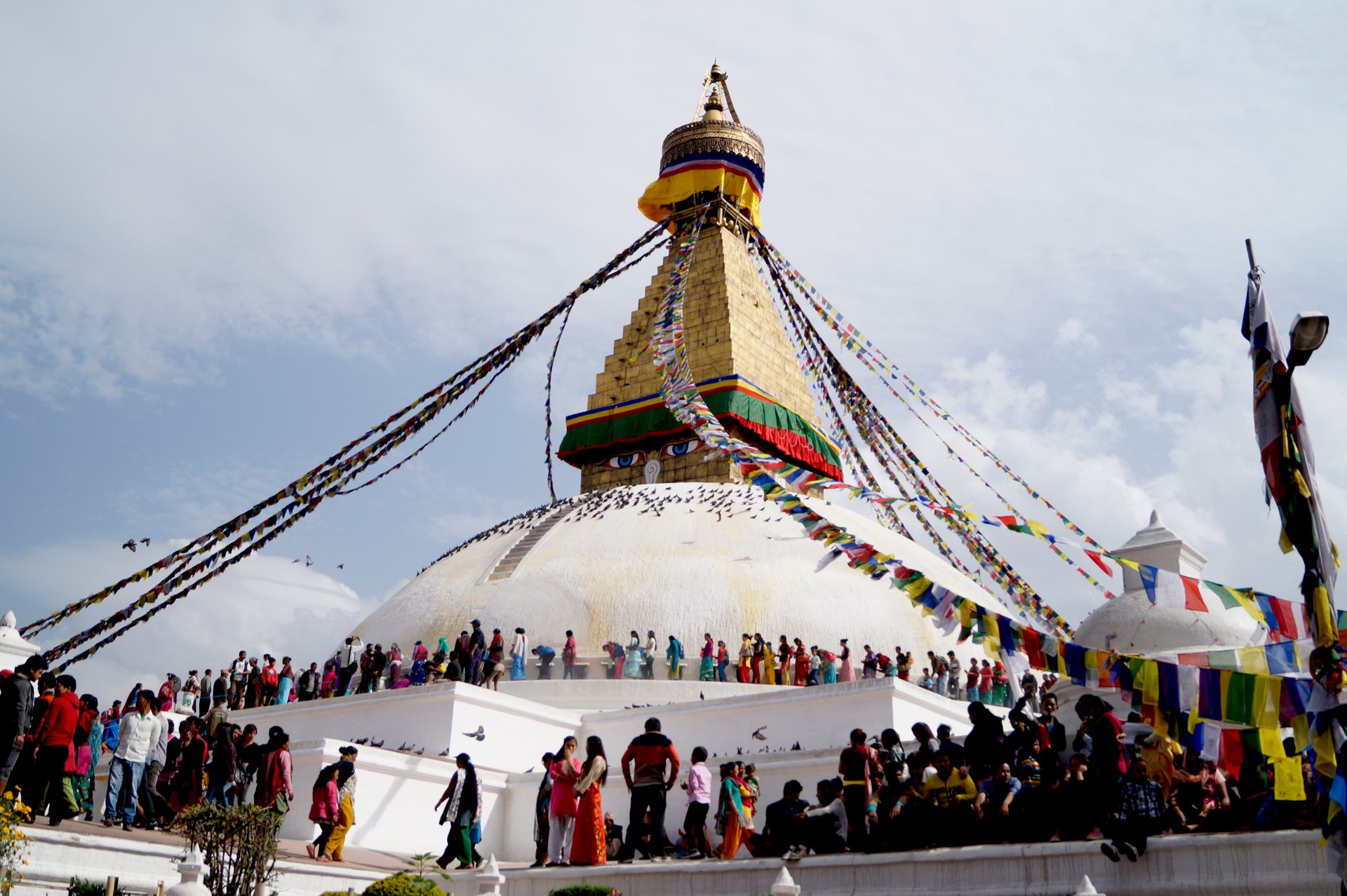 Buddha Jayanti in Nepal - Best Time