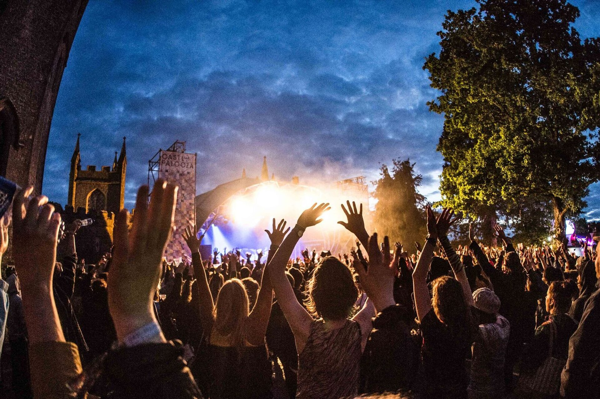 Castlepalooza in Ireland 2020 - Best Time
