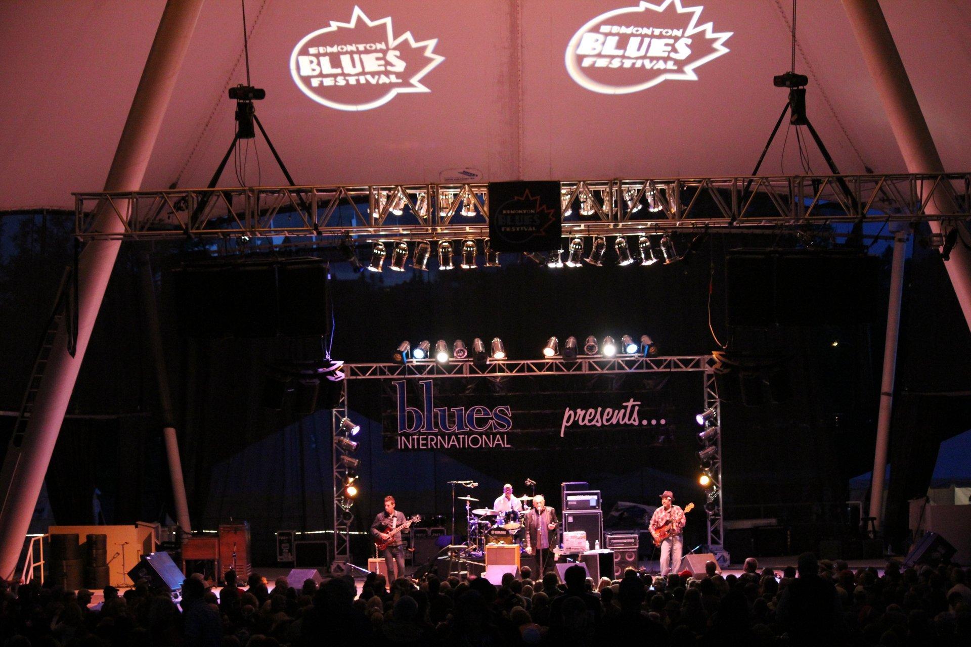 Edmonton Blues Festival in Edmonton 2020 - Best Time